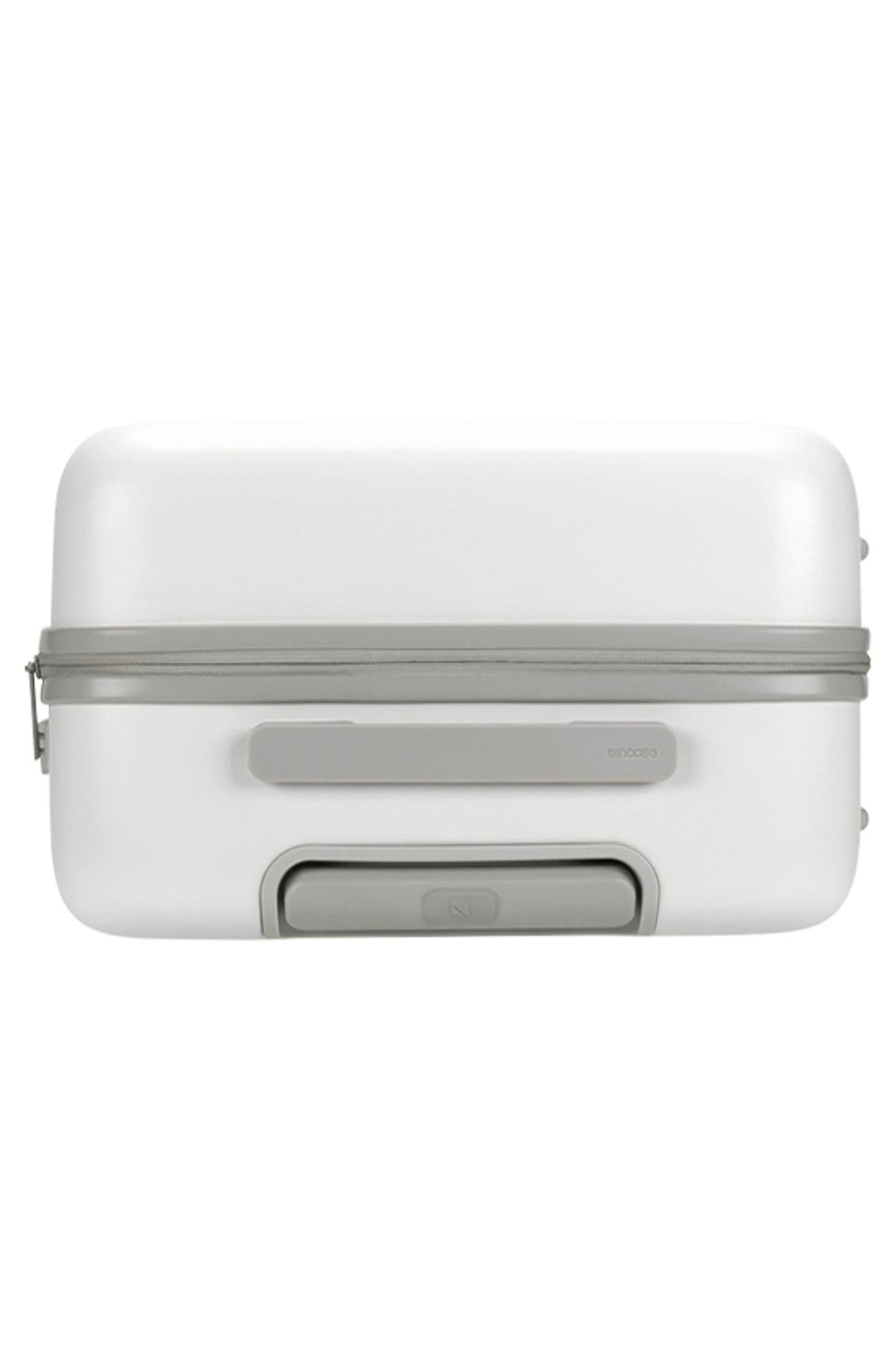 NOVI 27-Inch Hardshell Wheeled Packing Case,                             Alternate thumbnail 6, color,                             White
