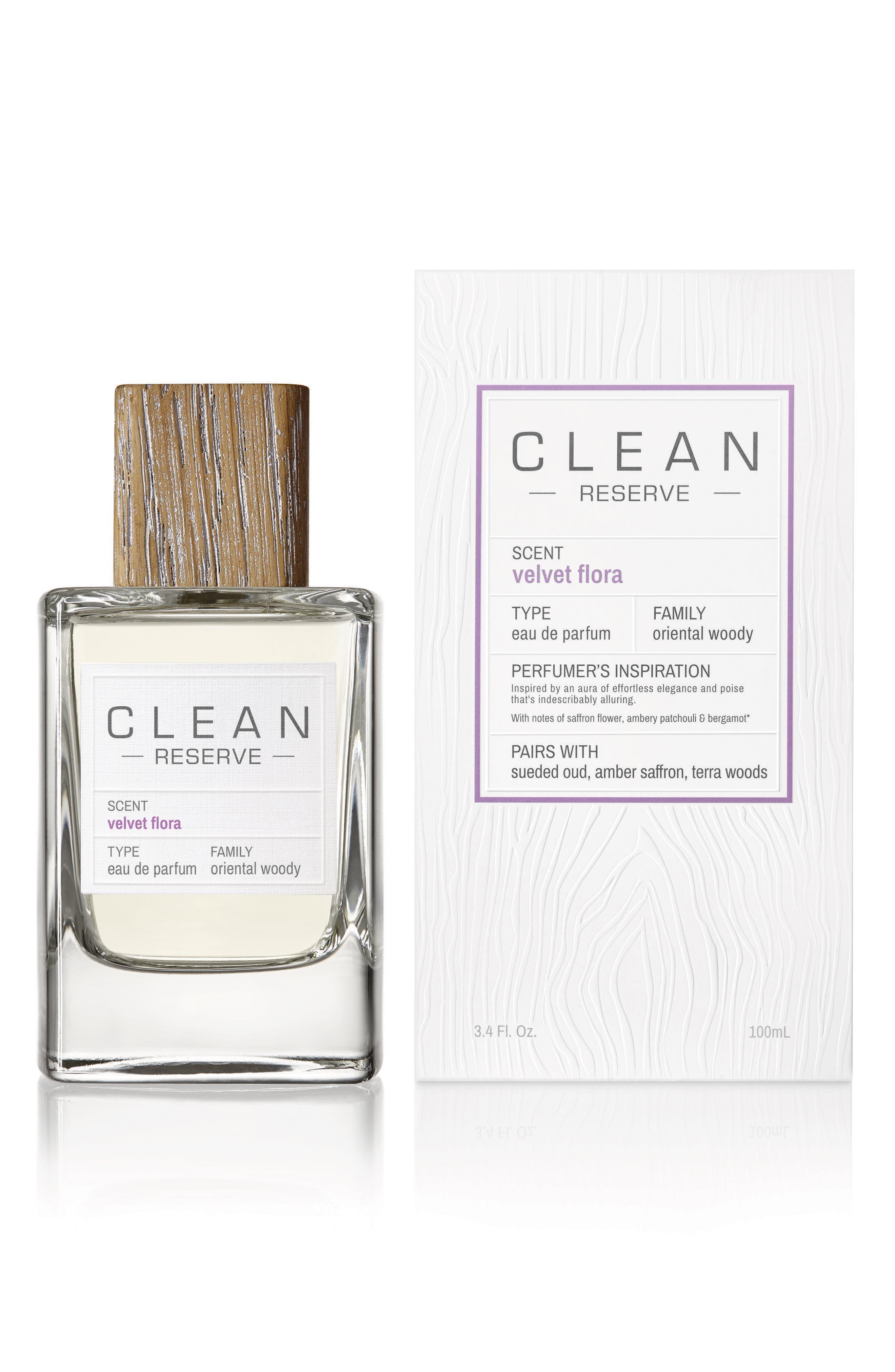 Alternate Image 2  - Clean Reserve Velvet Flora Eau de Parfum