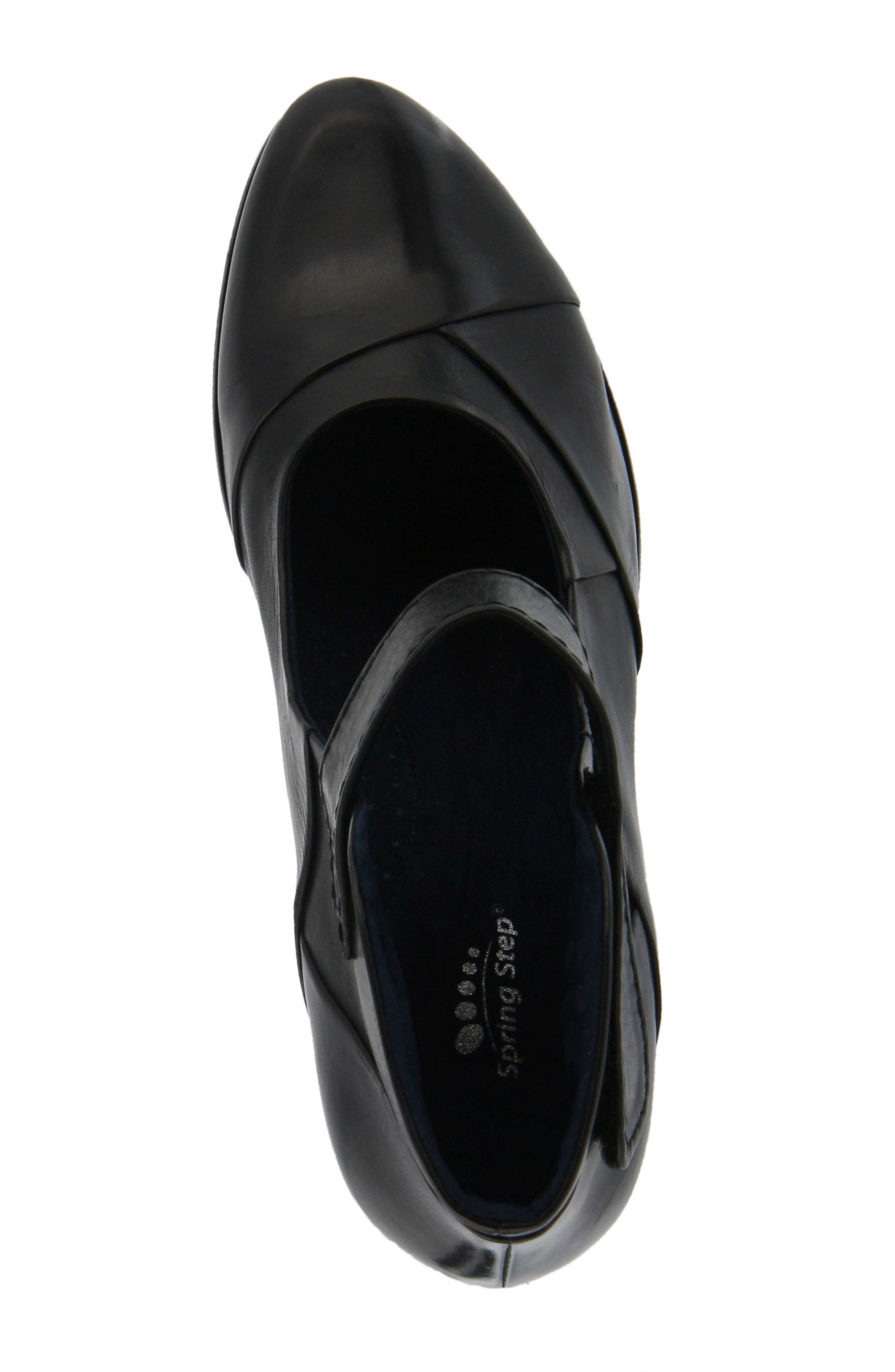 Alternate Image 4  - Spring Step Chapeco Patchwork Ankle Strap Pump (Women)