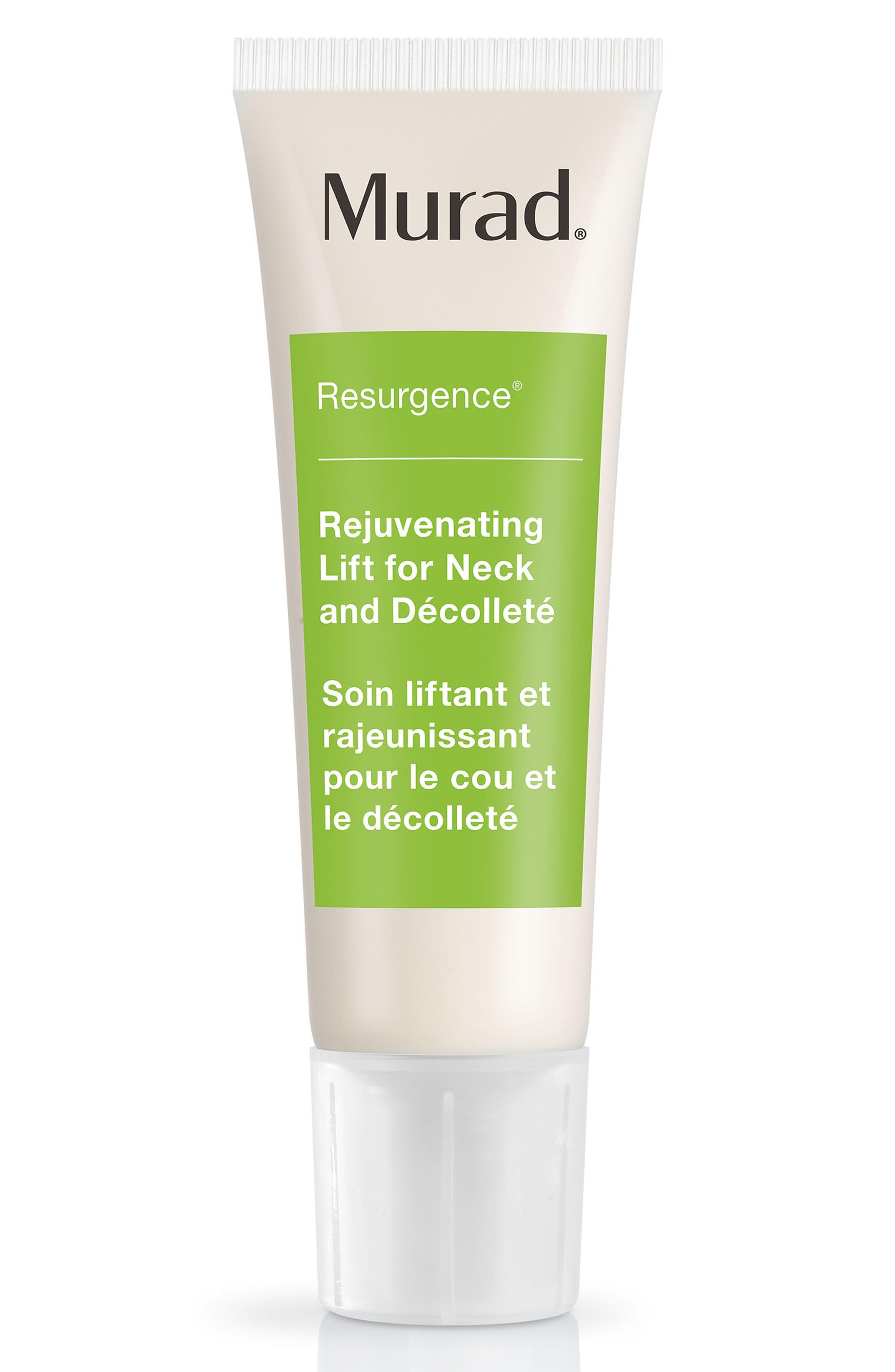 Alternate Image 1 Selected - Murad® Rejuvenating Lift for Neck & Décolleté