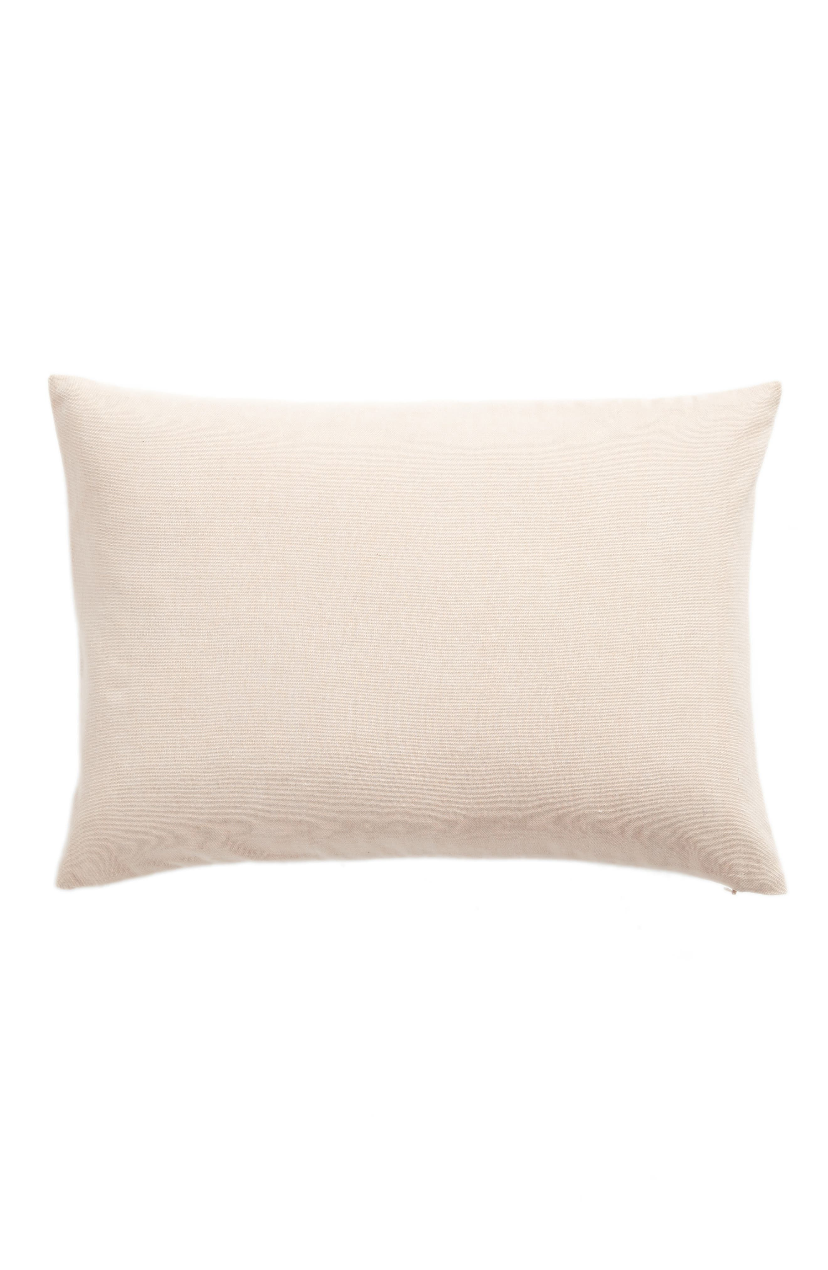 I Love You More Accent Pillow,                             Alternate thumbnail 2, color,                             Ivory