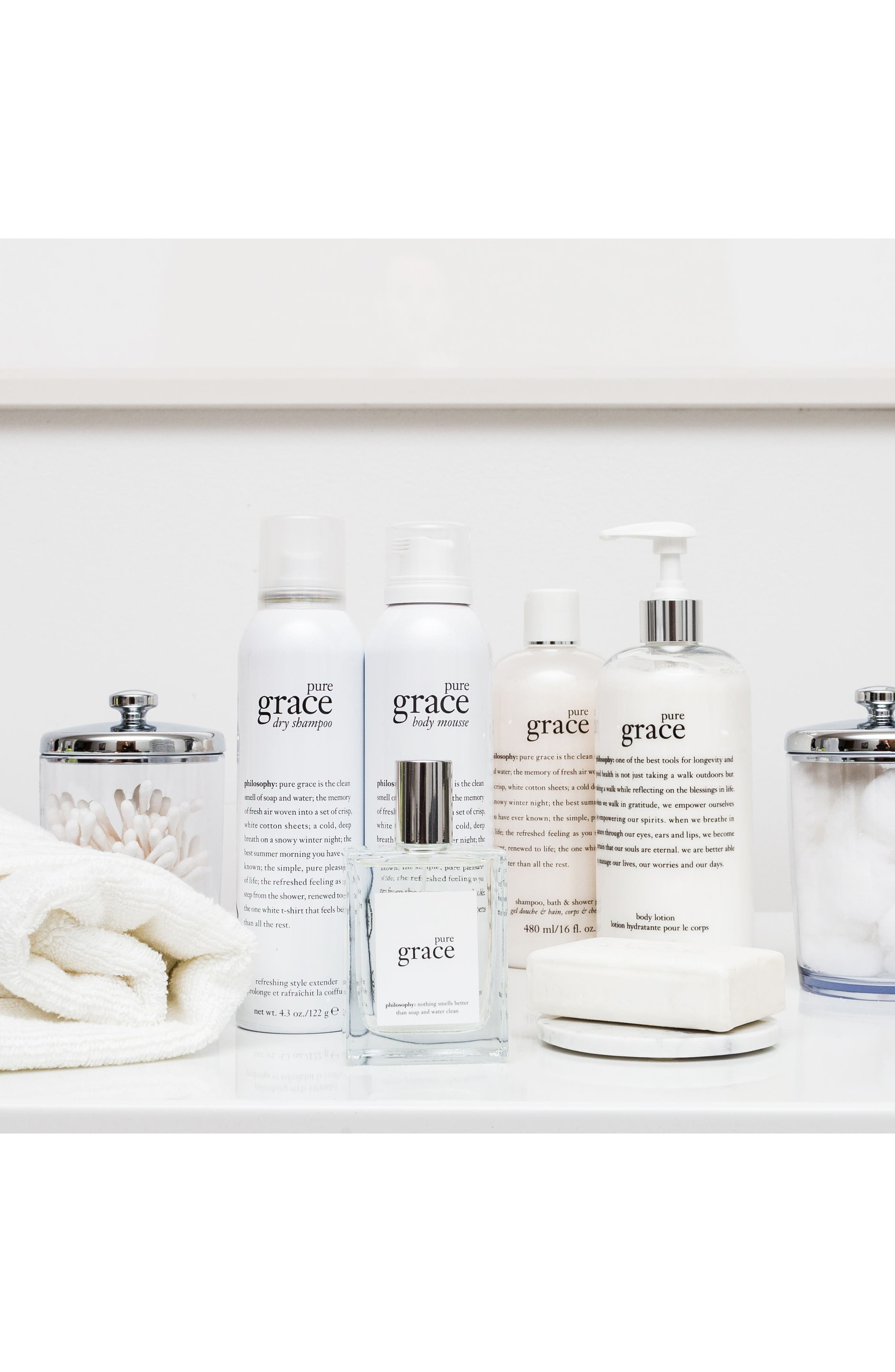 'pure grace' spray fragrance,                             Alternate thumbnail 4, color,                             No Color