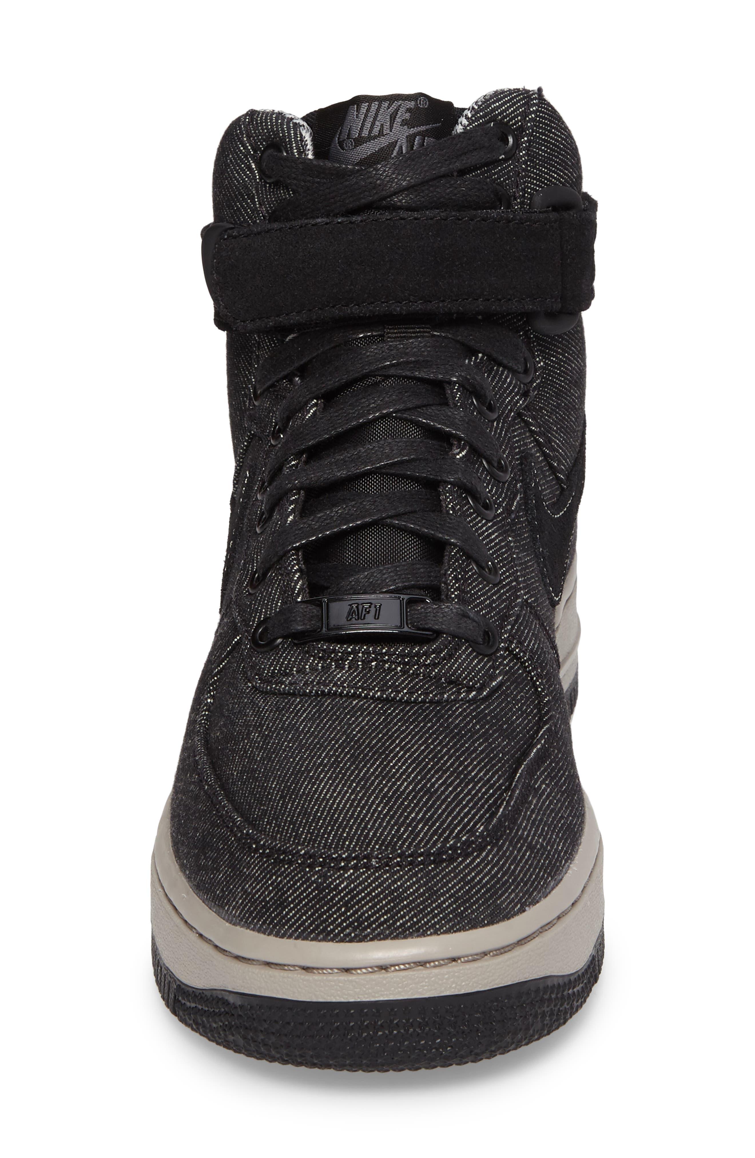 Alternate Image 4  - Nike Air Force 1 High Top SE Sneaker (Women)