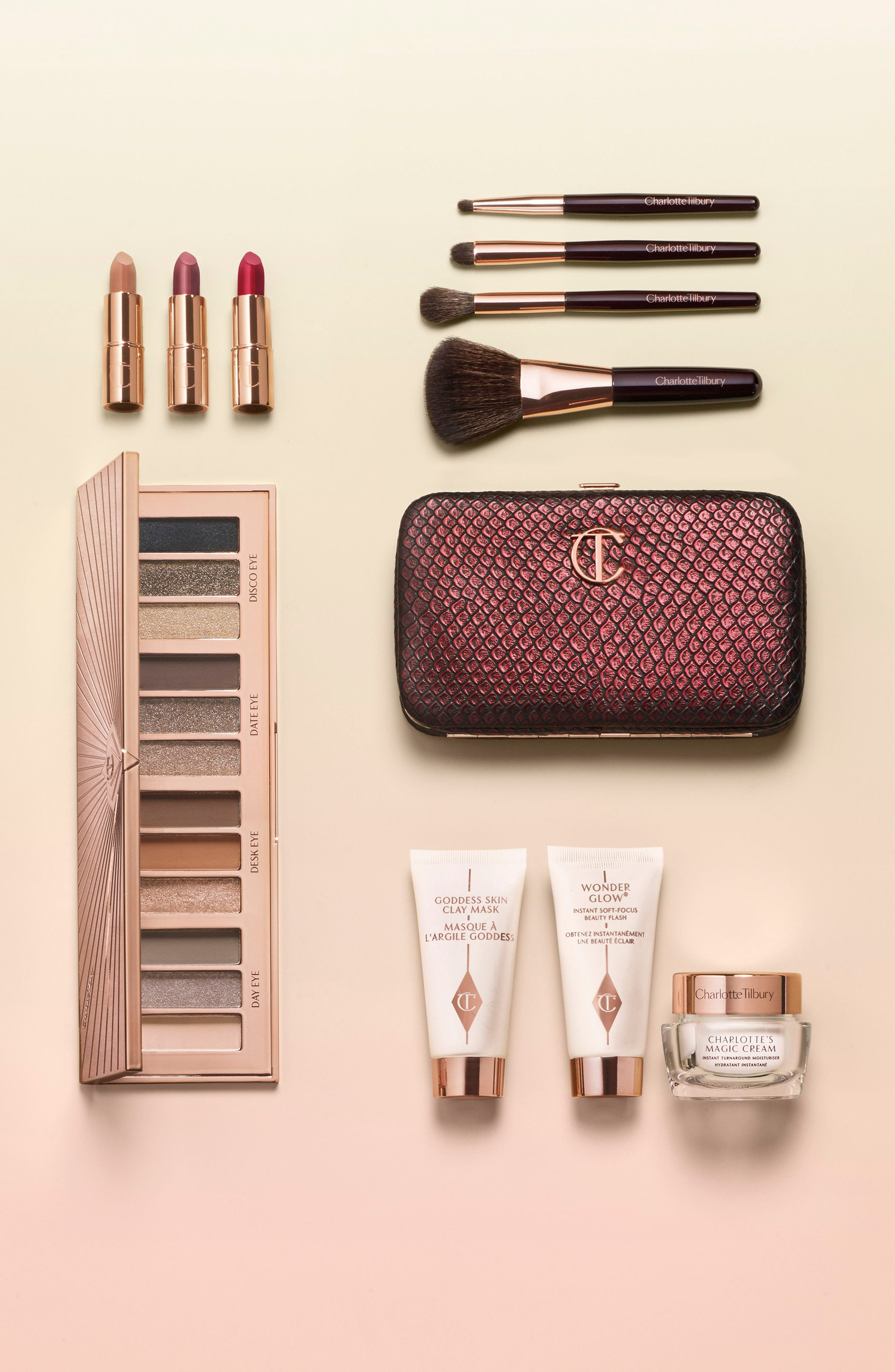 Alternate Image 4  - Charlotte Tilbury 'Magical Mini Brush' Set (Limited Edition) ($72 Value)