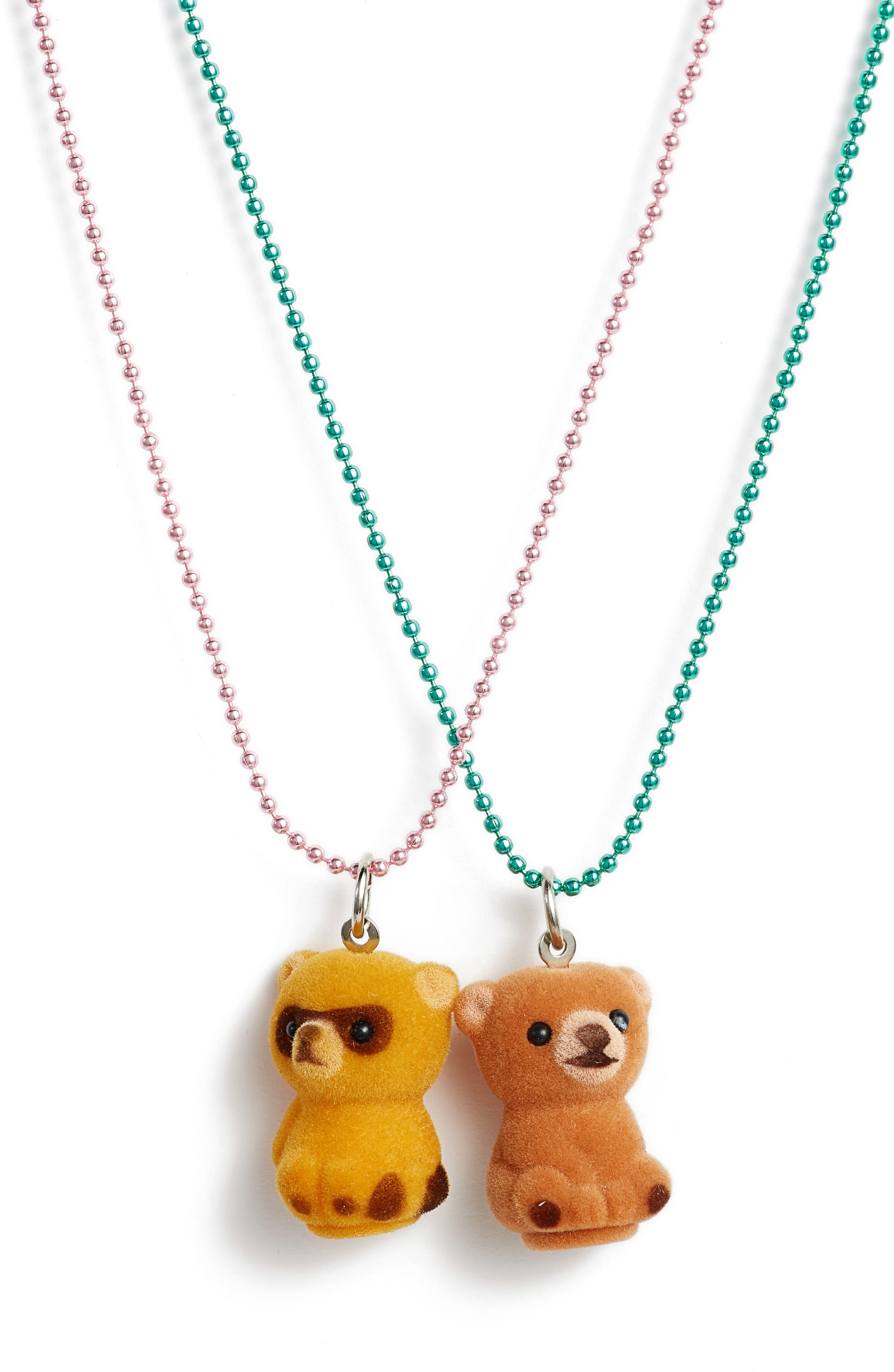 Pop Cutie Soft Jungle BFF Necklaces