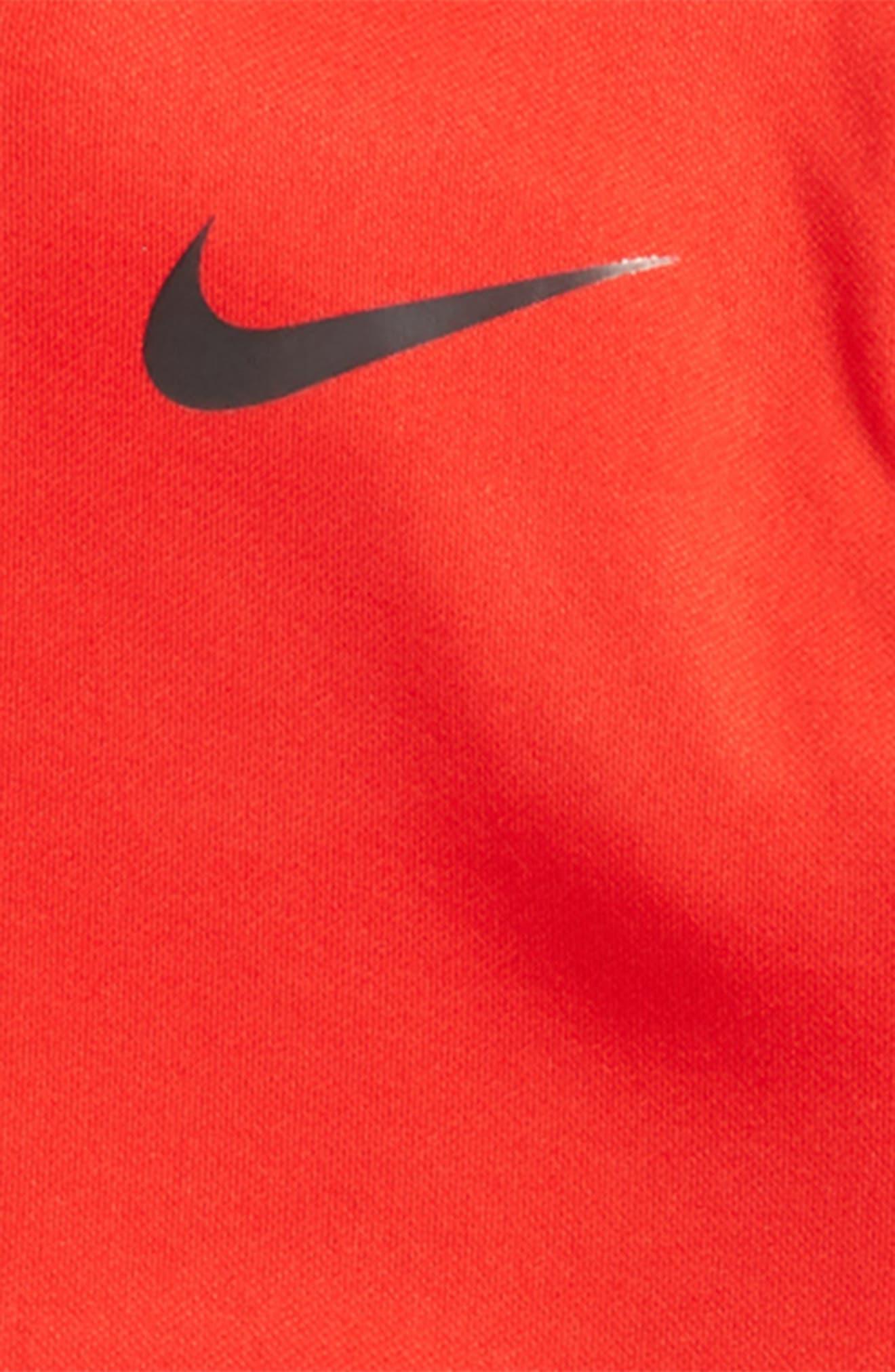 Alternate Image 2  - Nike Therma-FIT Hoodie & Pants Set (Baby Boys)