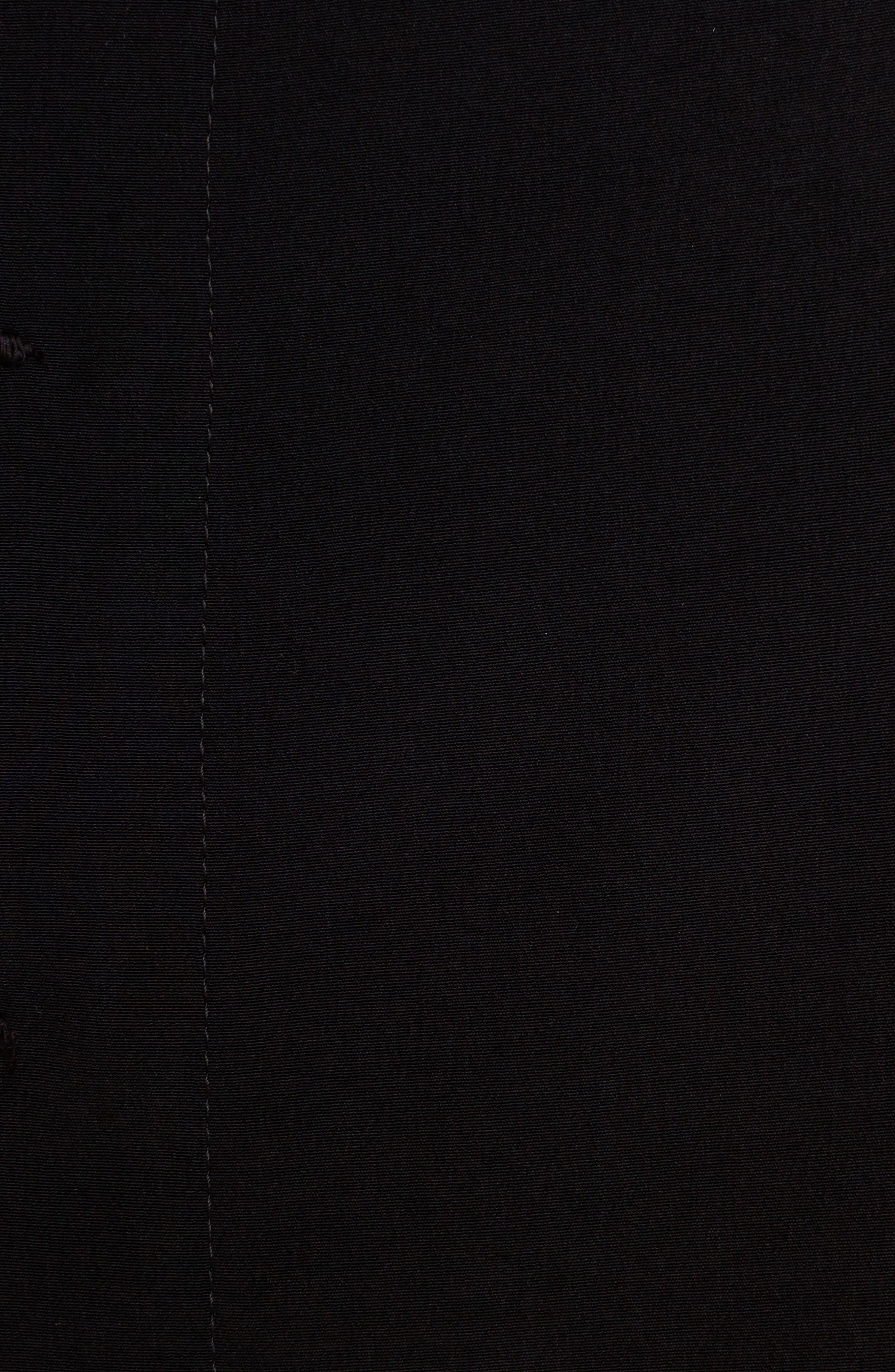 Alternate Image 5  - Y's by Yohji Yamamoto Button Back Sleeveless Blouse