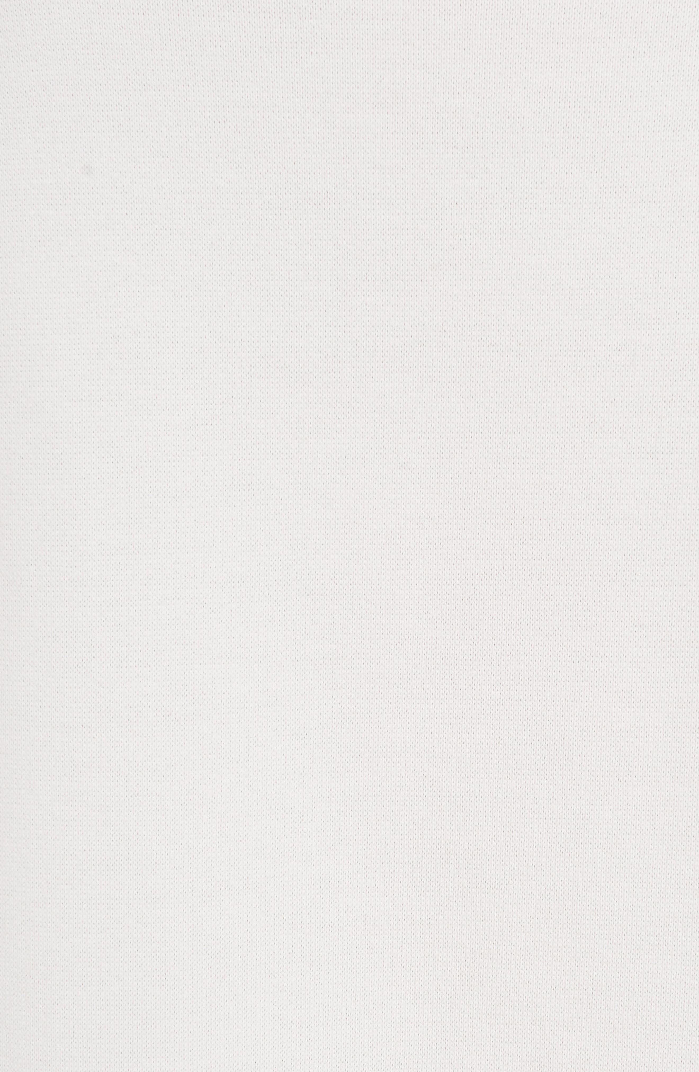 Alternate Image 5  - Y's by Yohji Yamamoto Double Sleeve Sweatshirt