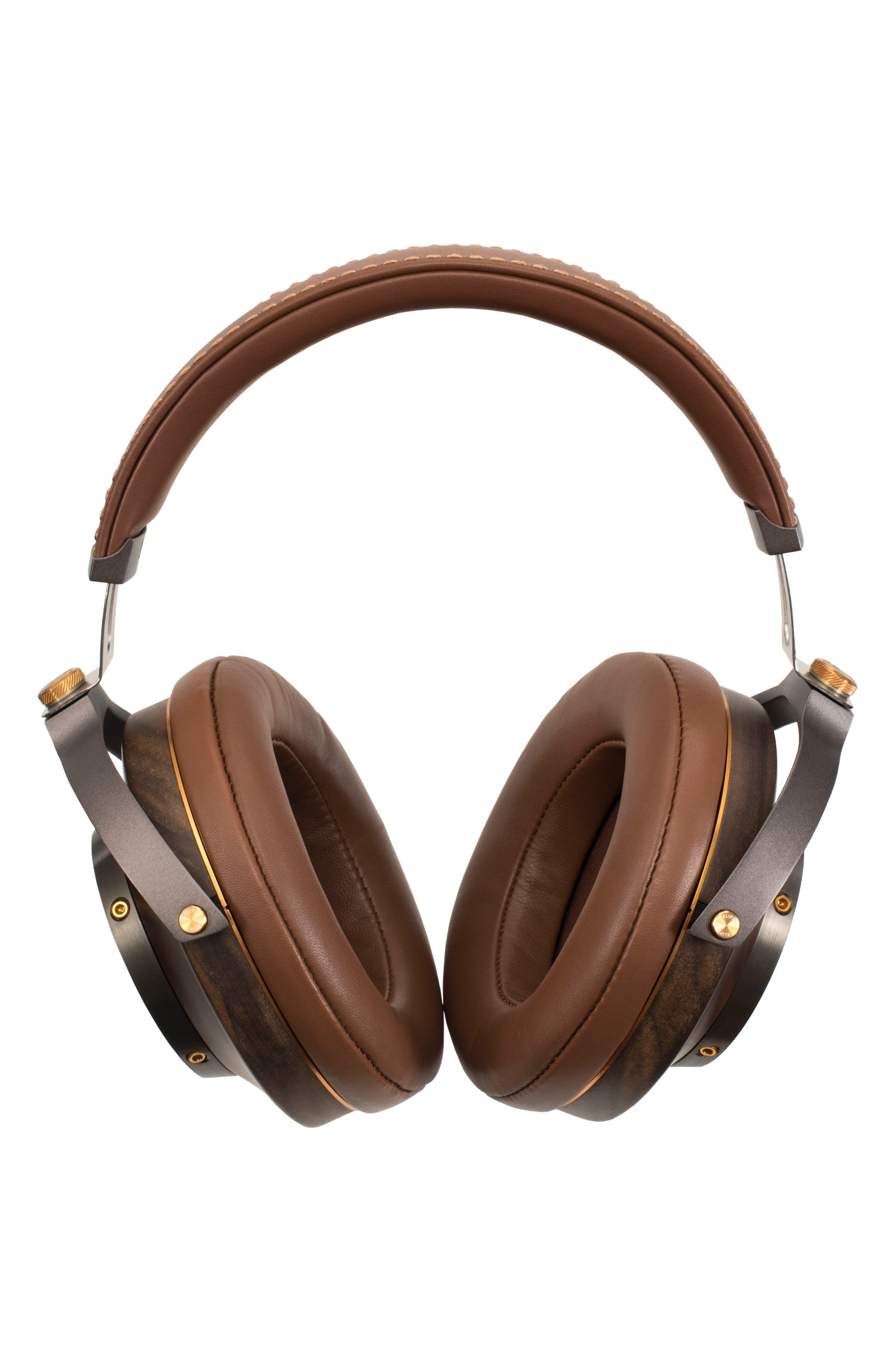 Klipsch Heritage HP-3 Over Ear Headphones,                             Main thumbnail 1, color,                             Walnut