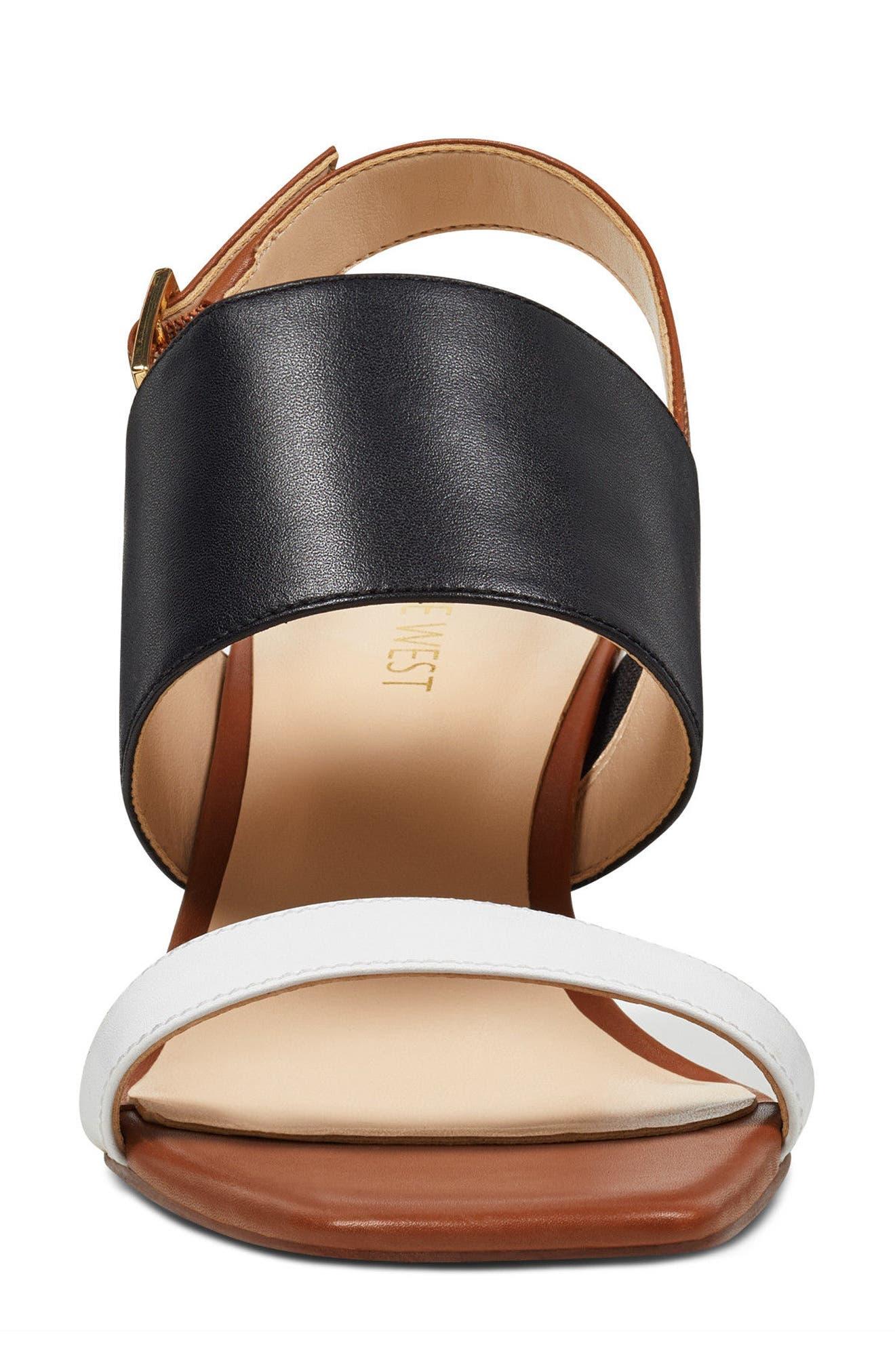 Alternate Image 4  - Nine West Orilla Slingback Sandal (Women)