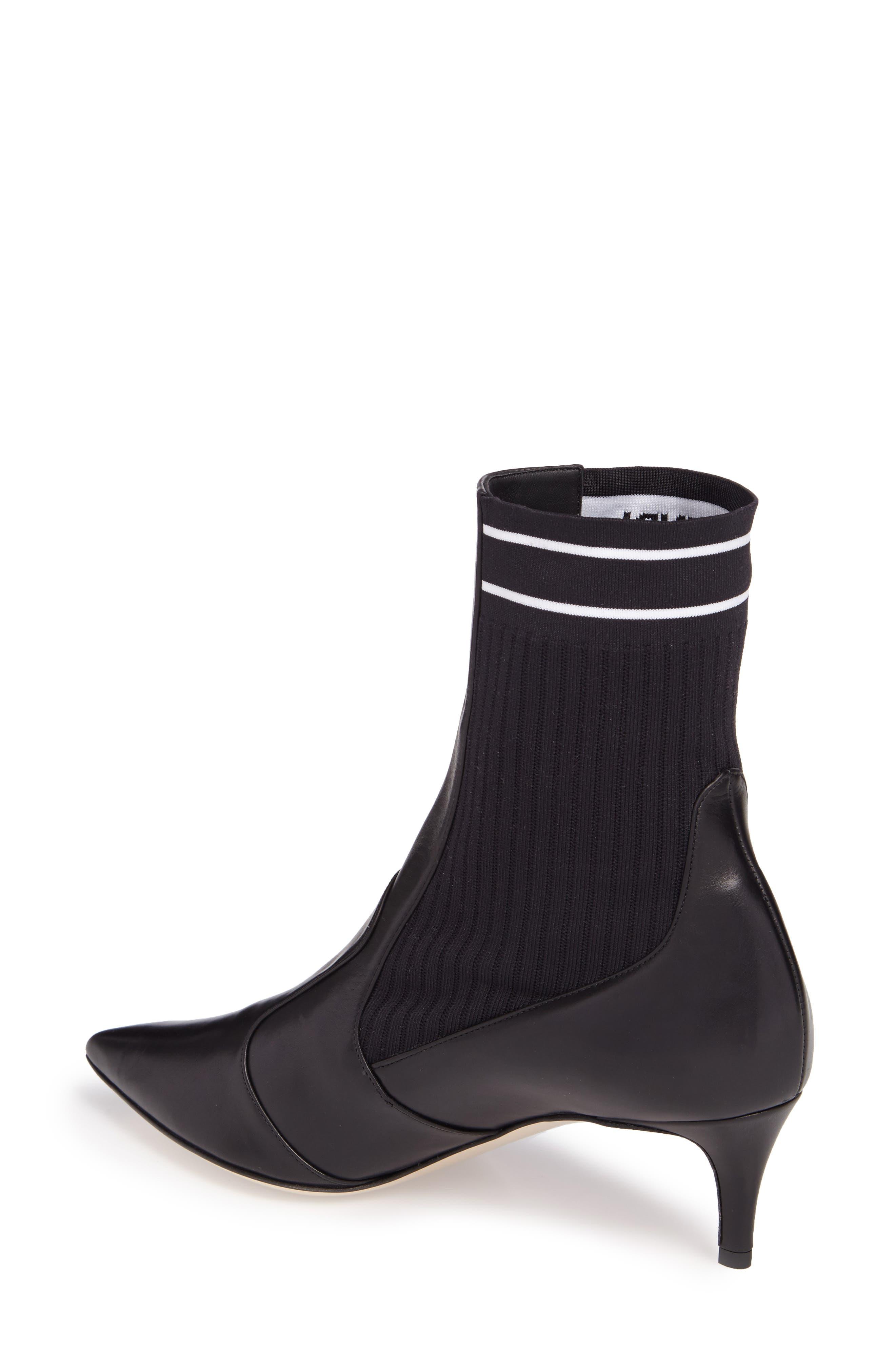 Alternate Image 2  - Fendi Rockoko Chelsea Sock Boot (Women)