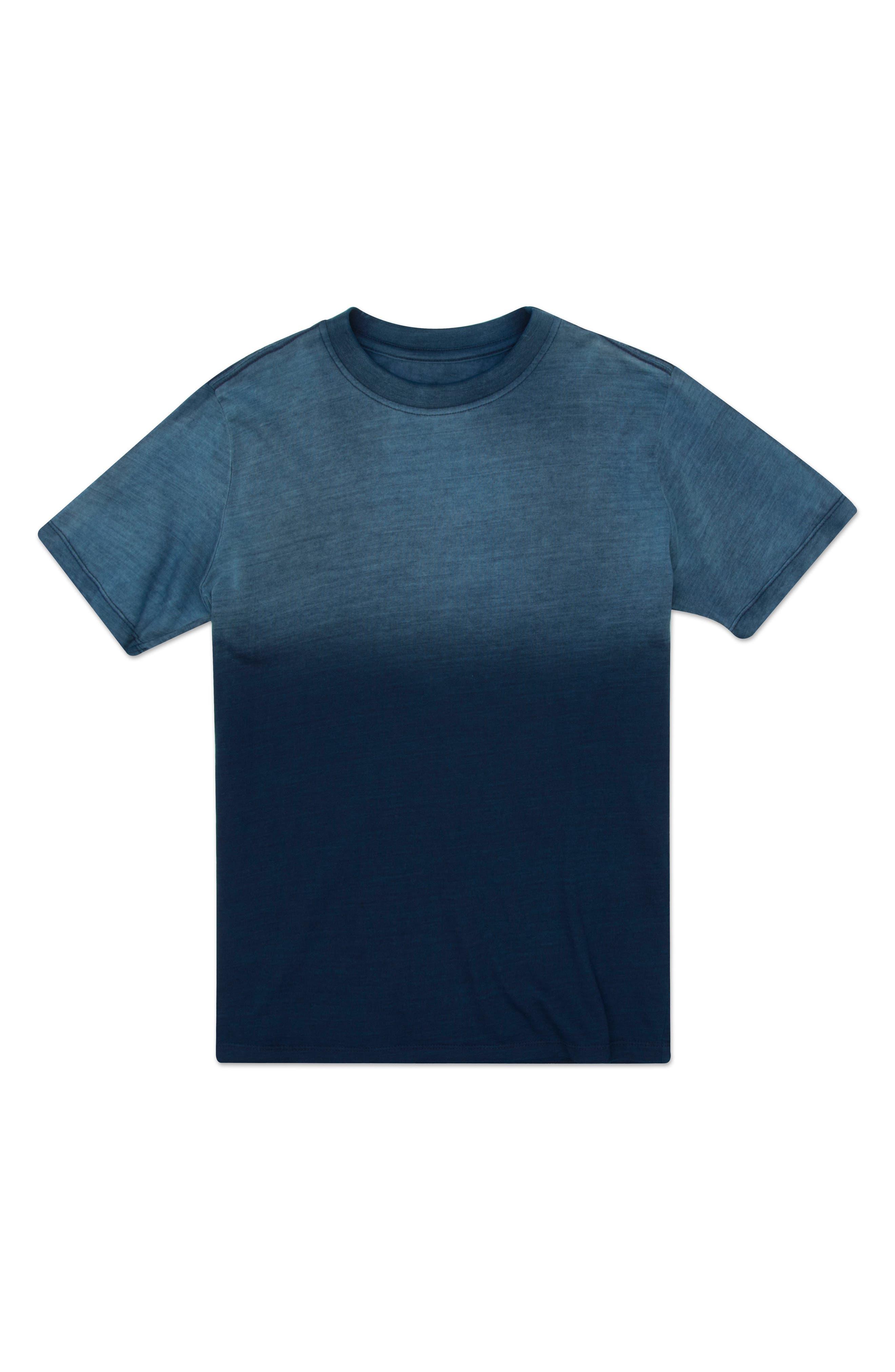 ag adriano goldschmied kids Dante Crewneck T-Shirt (Toddler Boys & Little Boys)