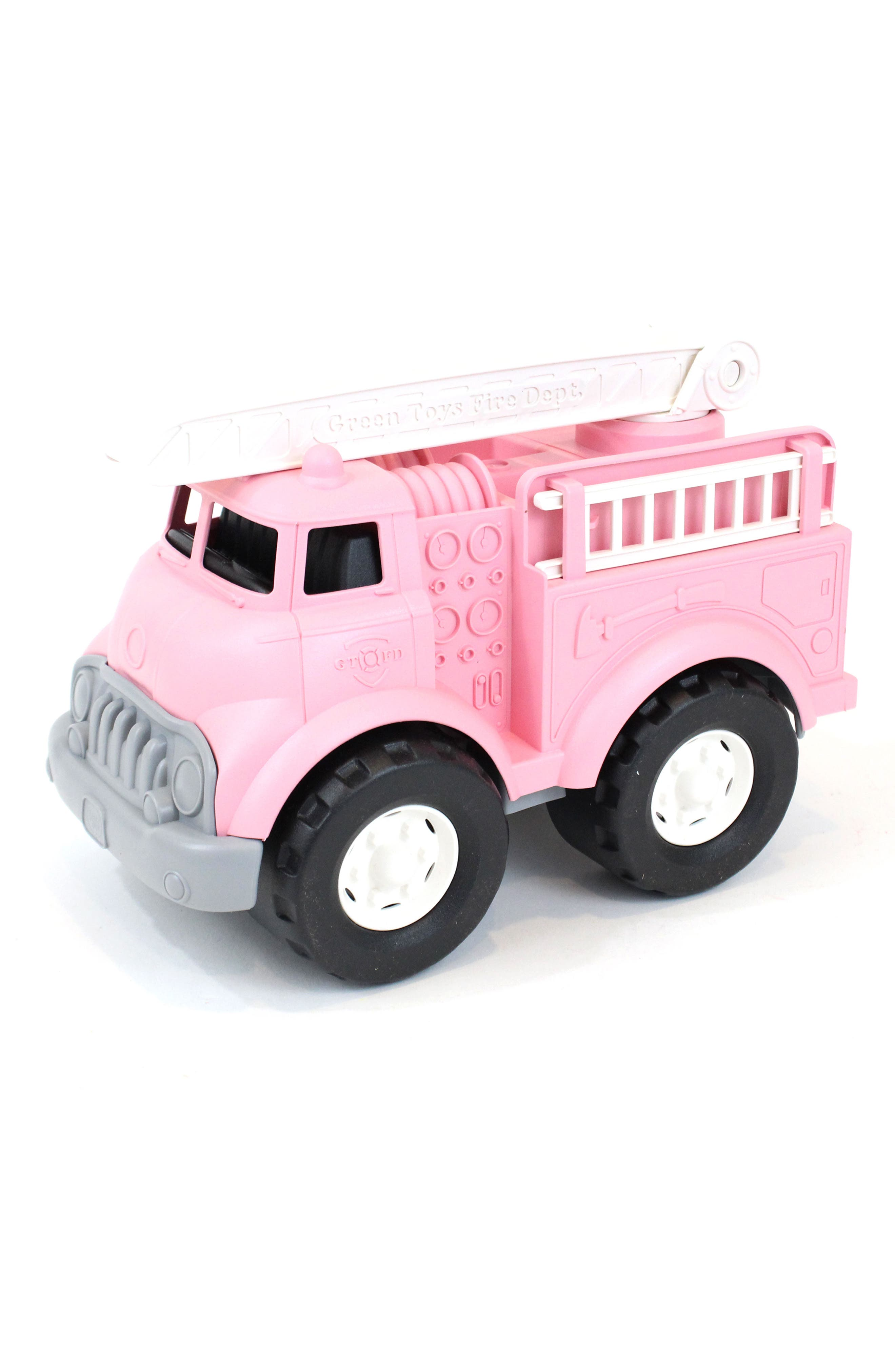 Green Toys Fire Truck Toy