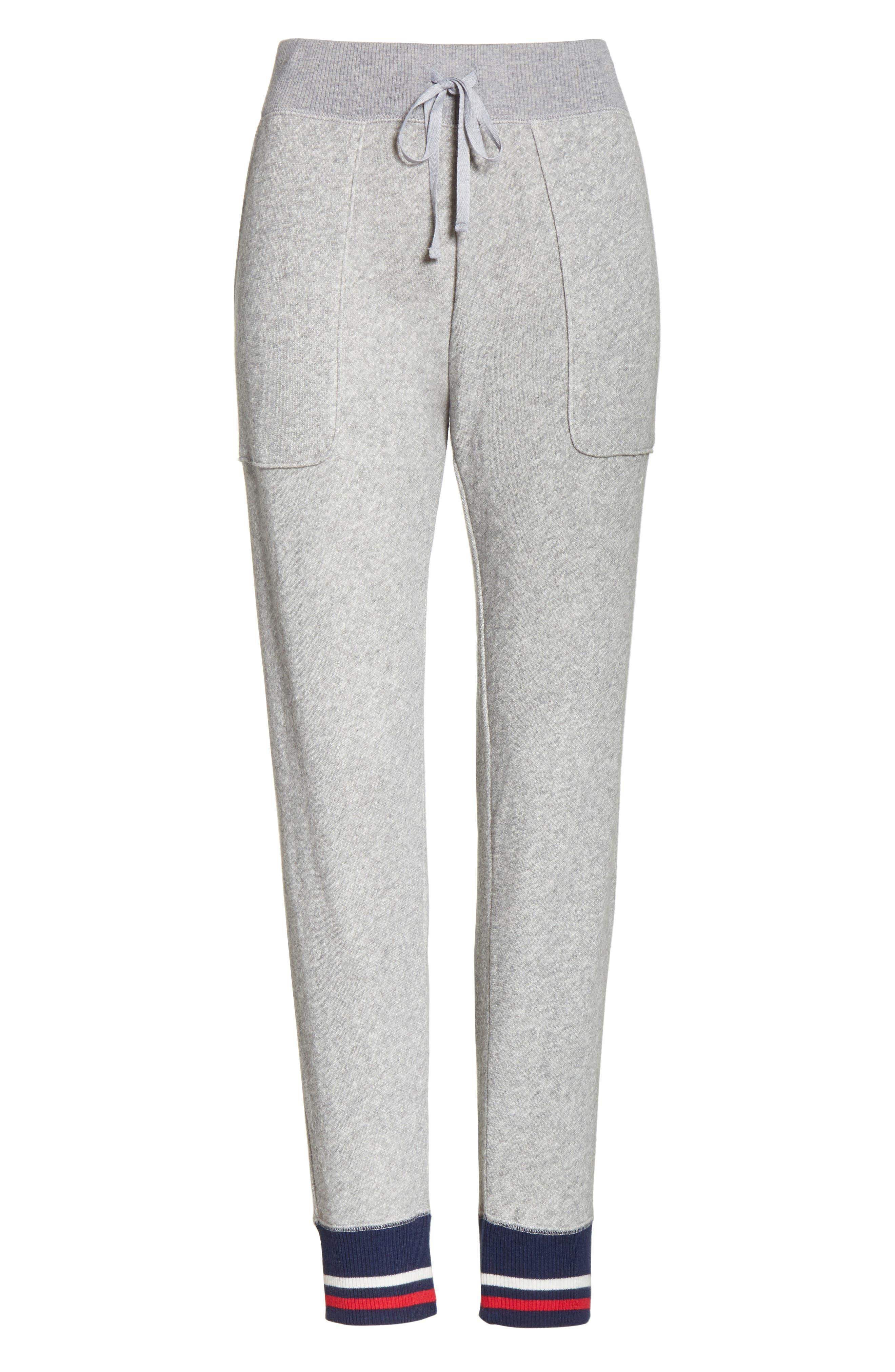Alternate Image 6  - Joie Denicah Cotton Sweatpants