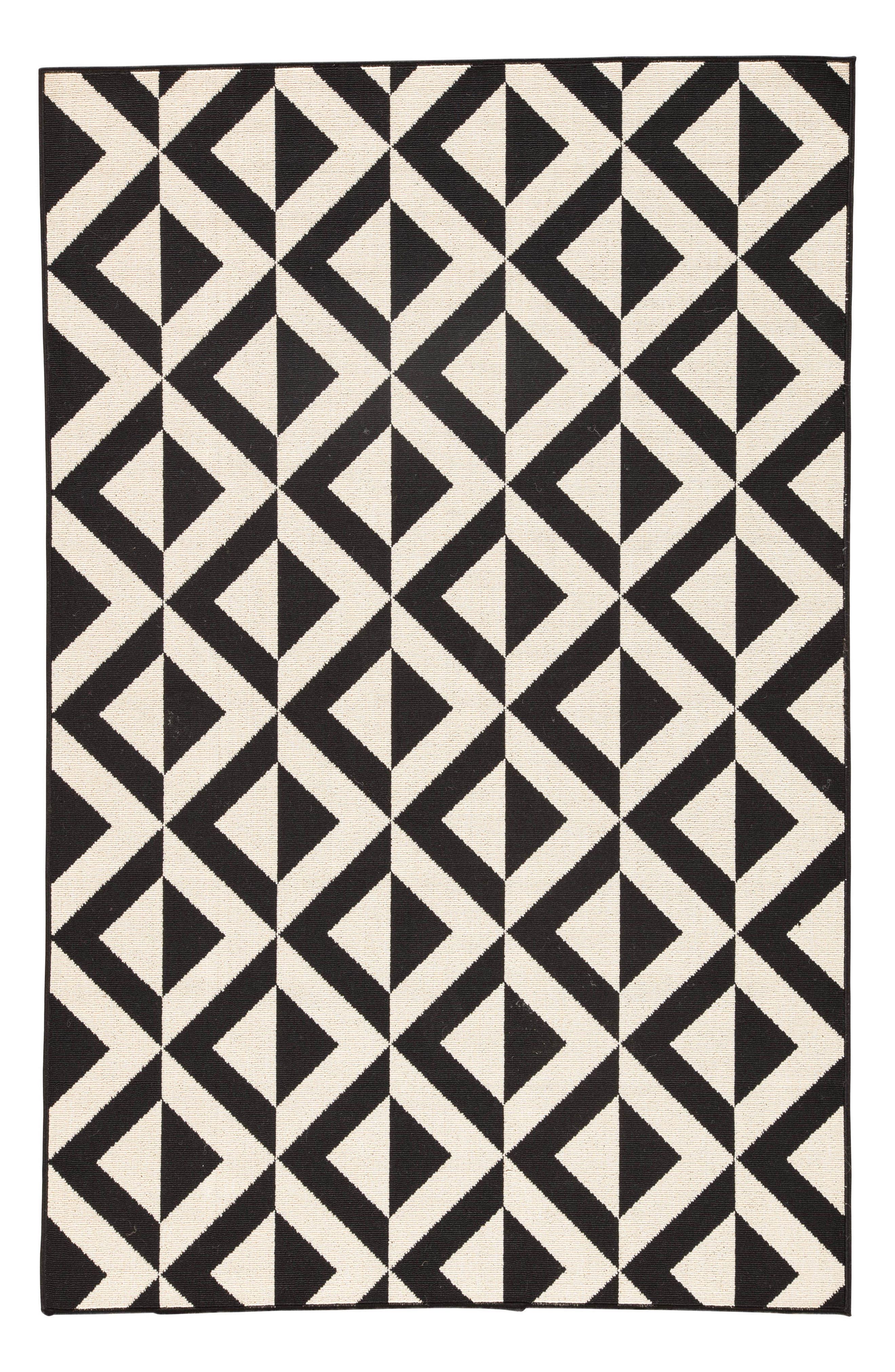 Main Image - Jaipur Geometric Pattern Rug