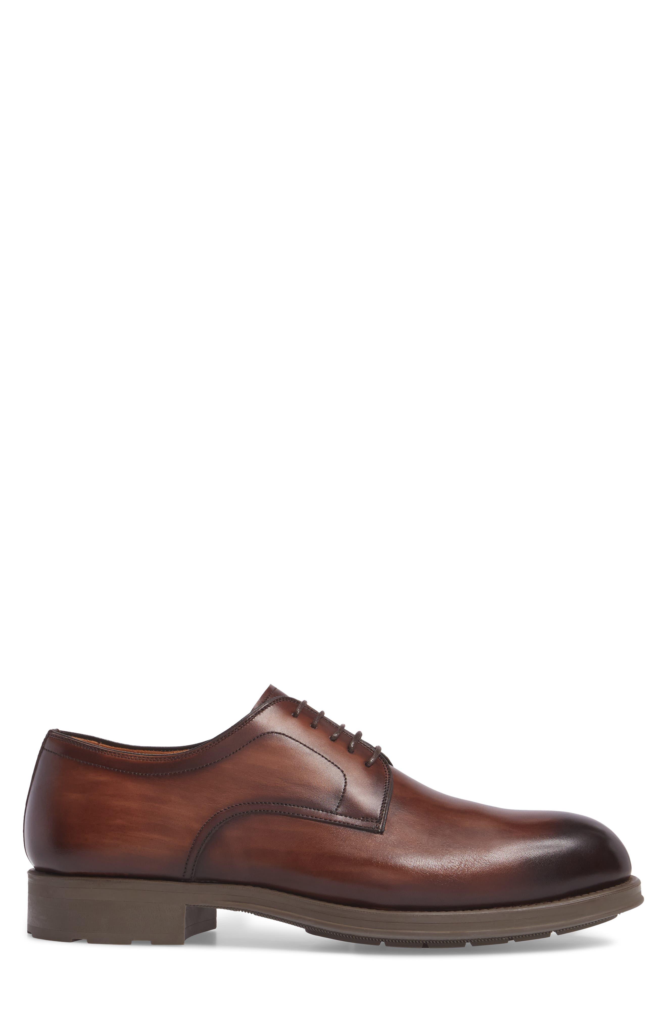 Alternate Image 3  - Magnanni Thiago Plain Toe Derby (Men)
