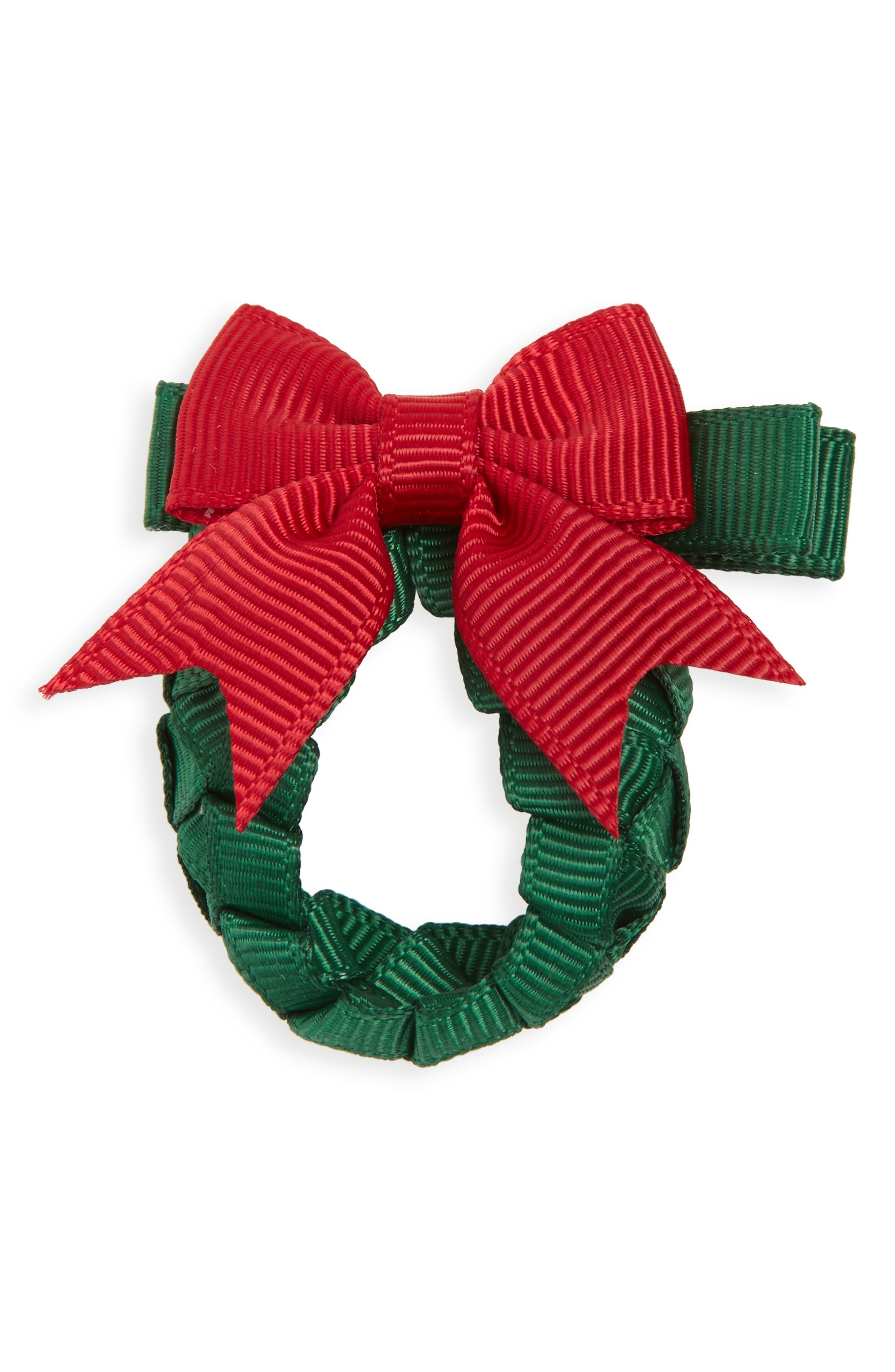 Milledeux Wreath Hair Clip (Girls)