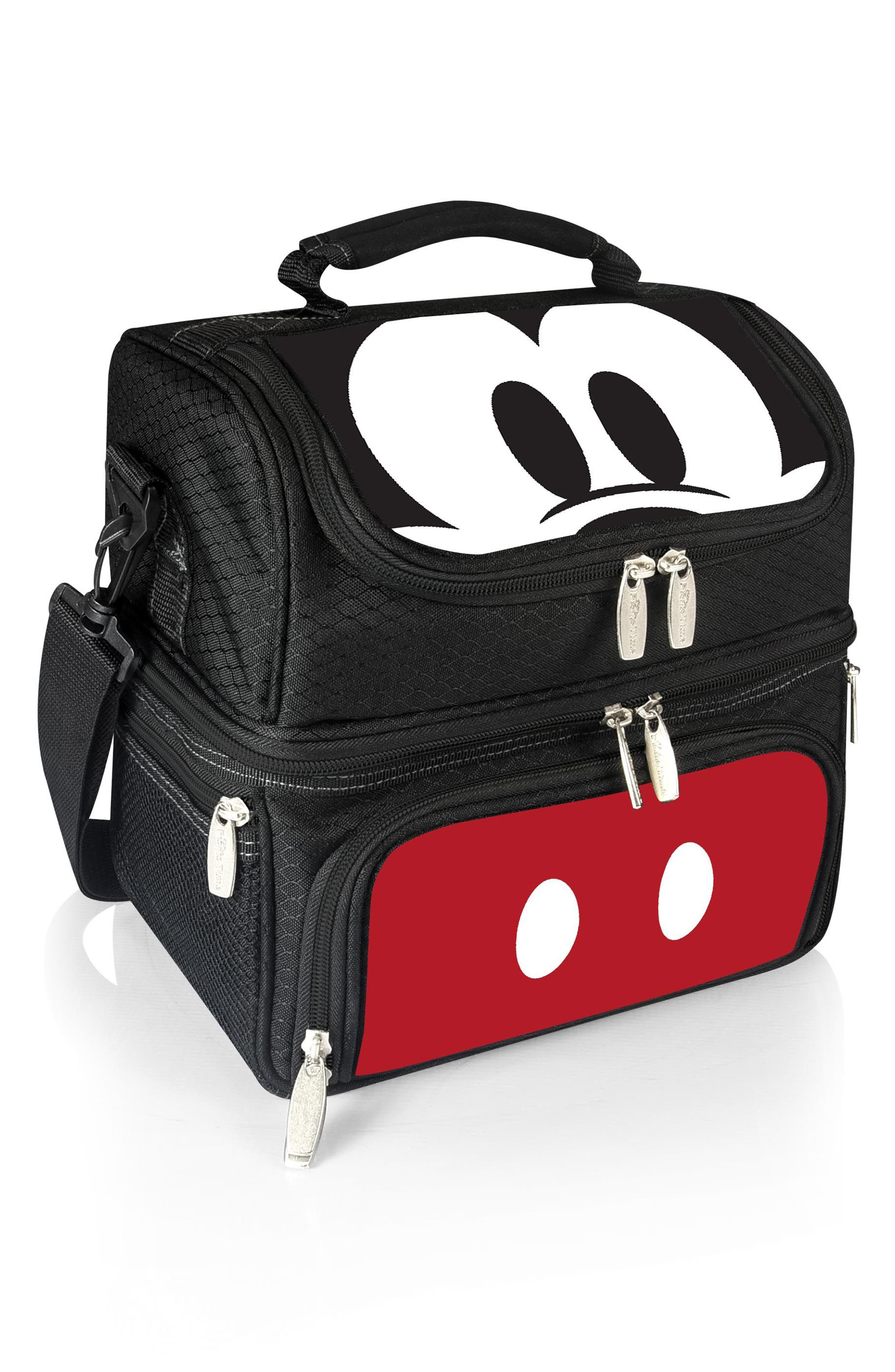 Pranzo - Disney Insulated Lunch Tote,                         Main,                         color, Mickey