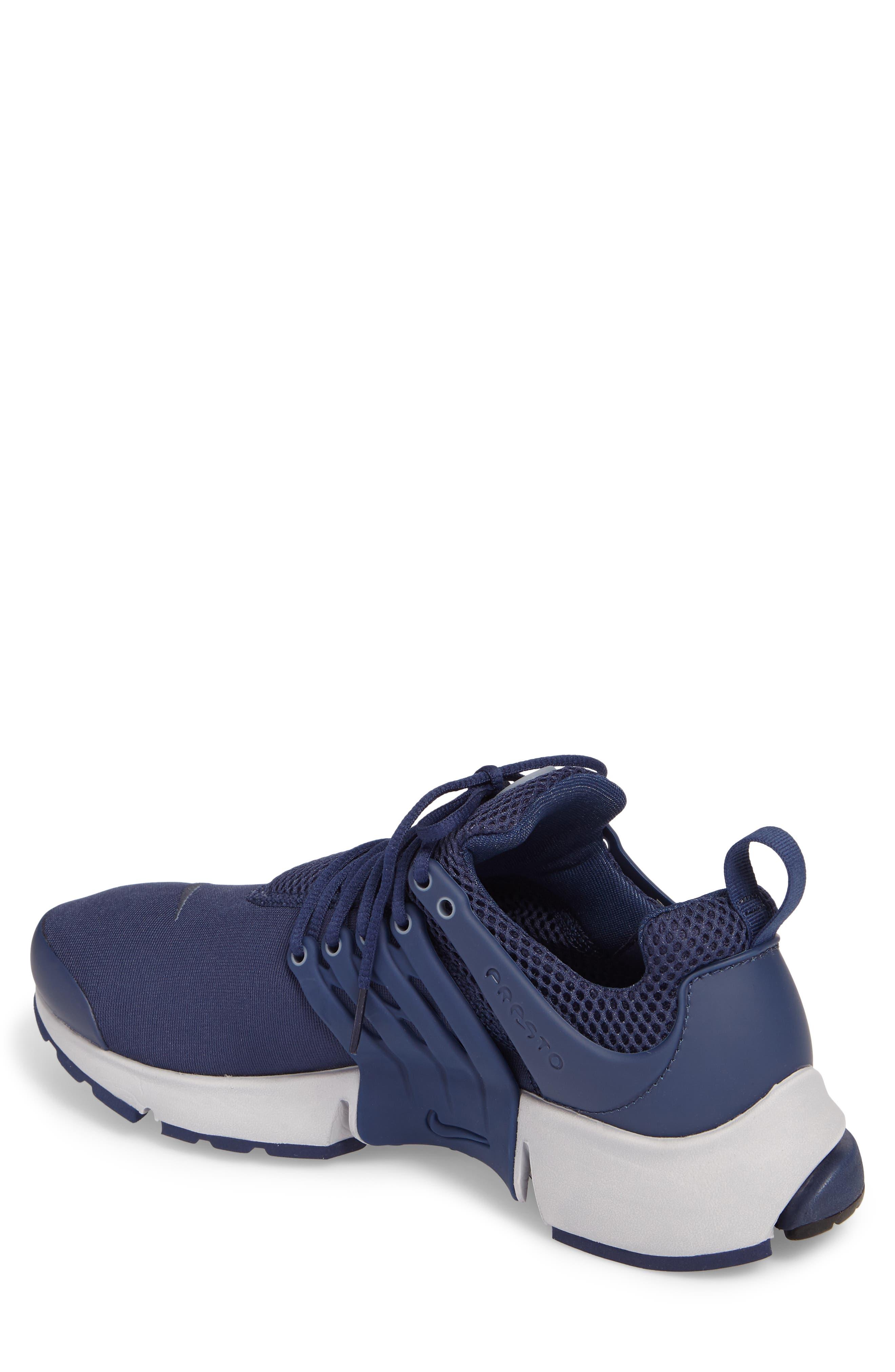 Alternate Image 2  - Nike Air Presto Essential Sneaker (Men)