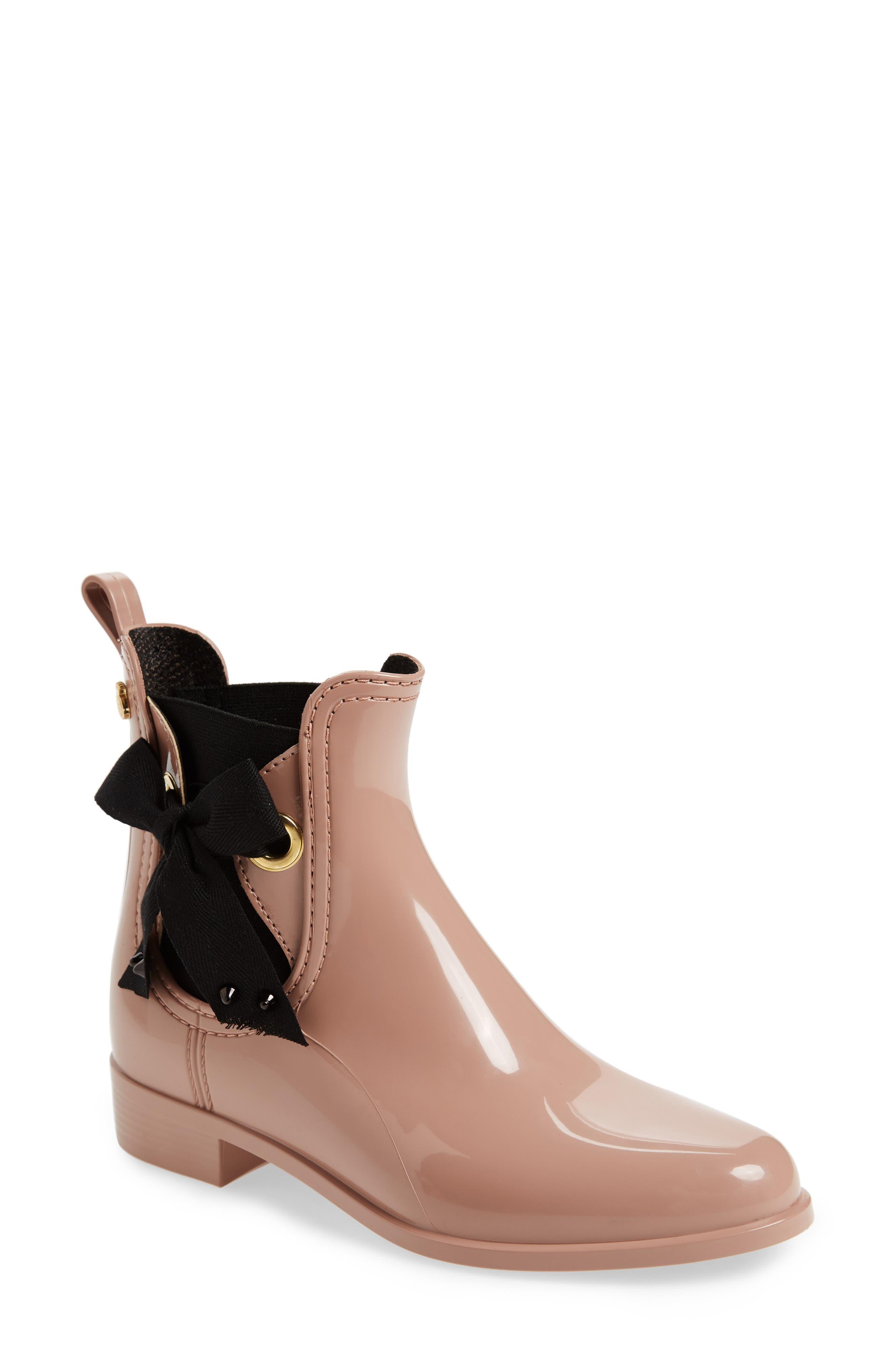 Alternate Image 1 Selected - Lemon Jelly Haley Waterproof Chelsea Boot (Women)