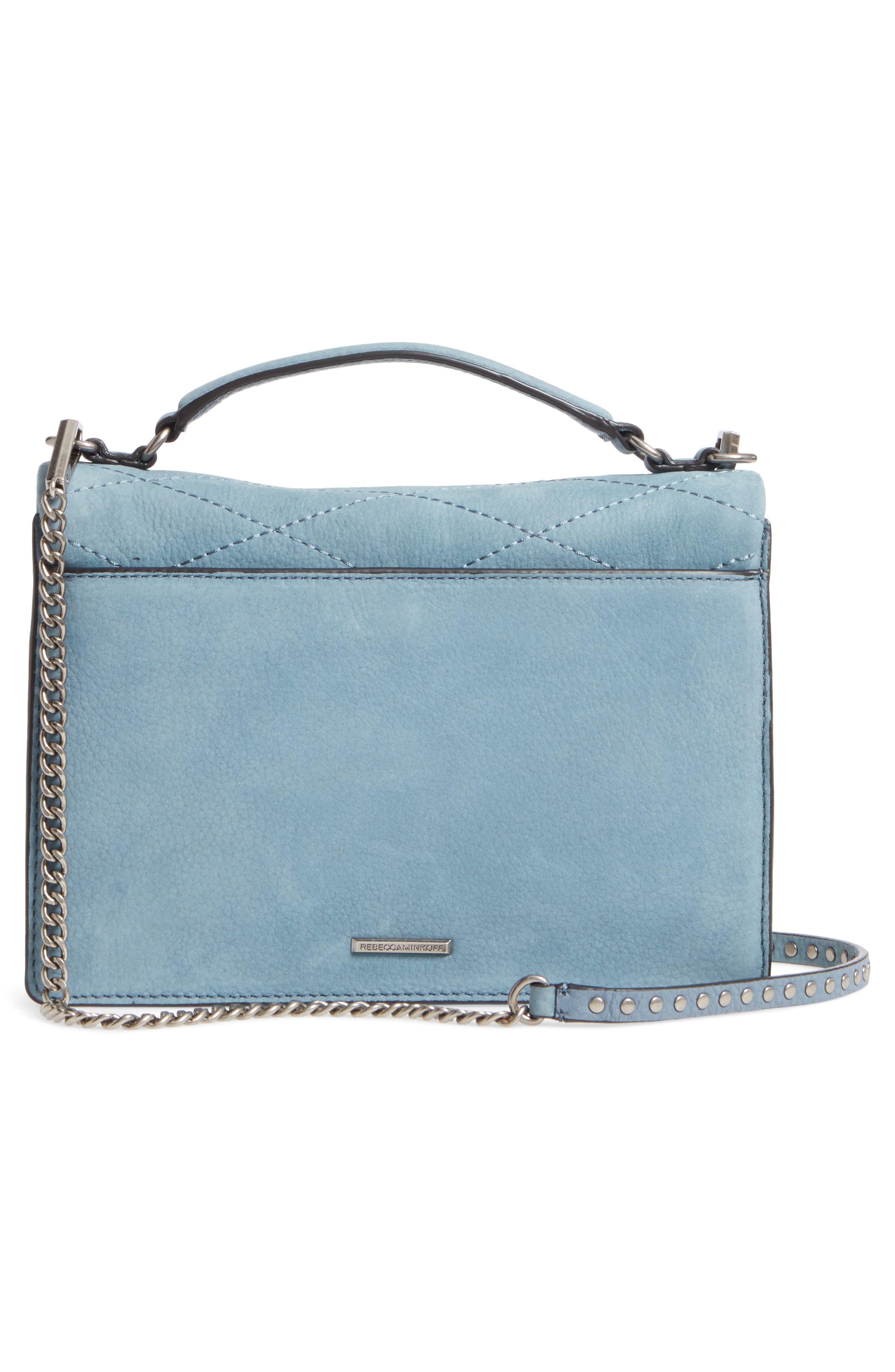 Alternate Image 3  - Rebecca Minkoff Medium Je T'aime Convertible Leather Crossbody Bag