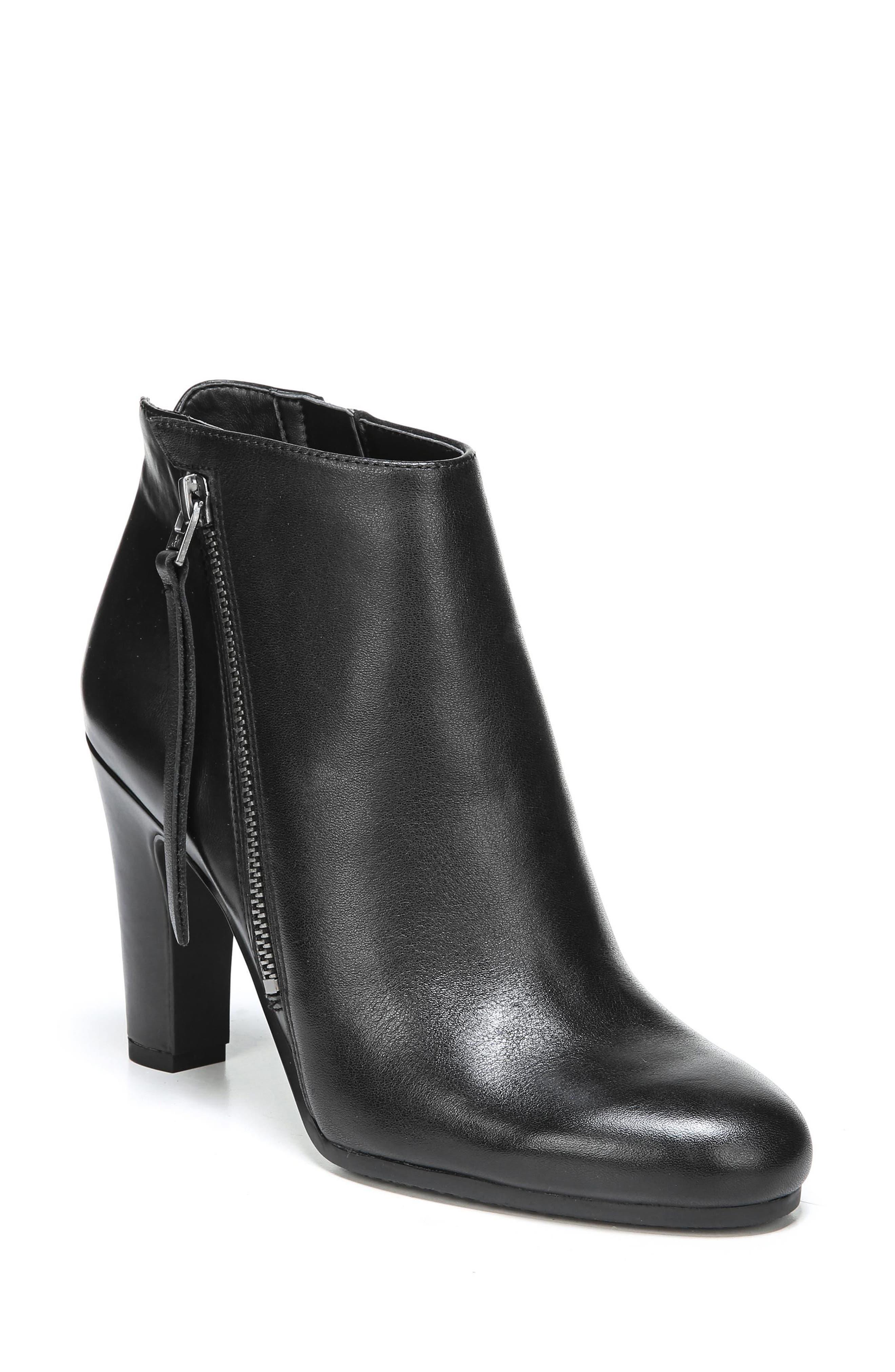 Sam Edelman Sadee Angle Zip Bootie (Women)