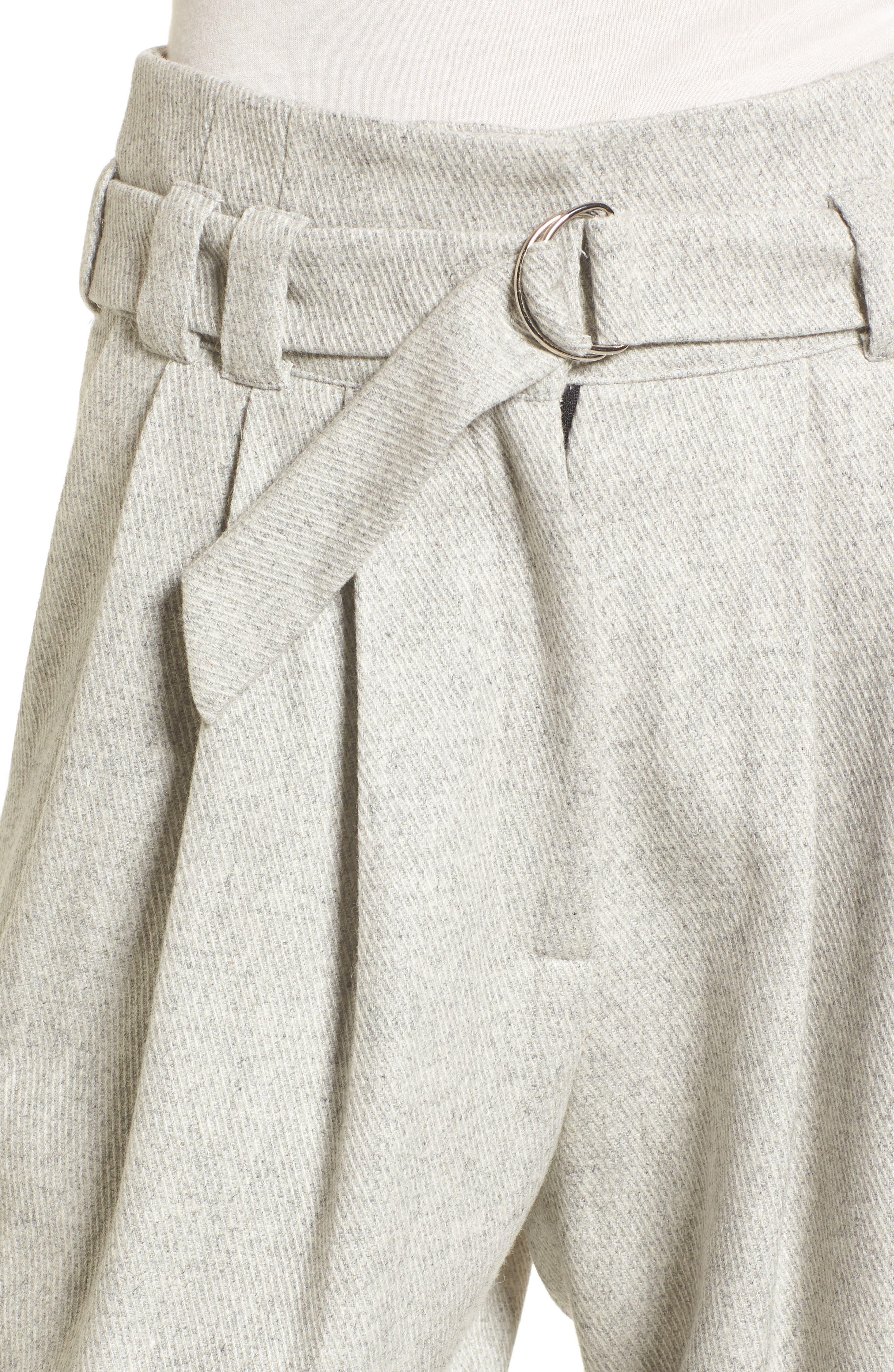 Alternate Image 5  - Line & Dot Bon Crop Pants