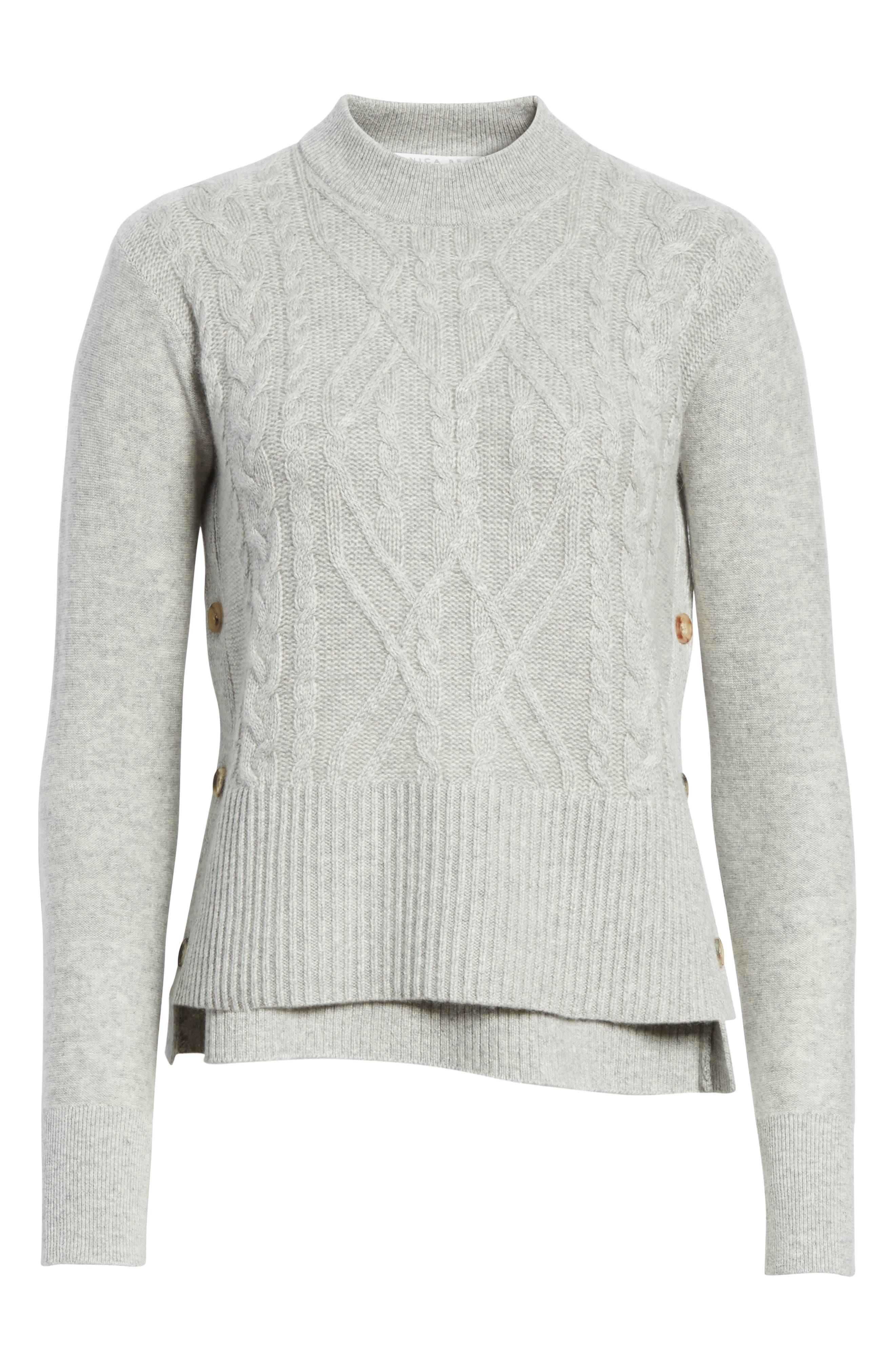 Alternate Image 6  - Veronica Beard Kenna Cashmere Sweater