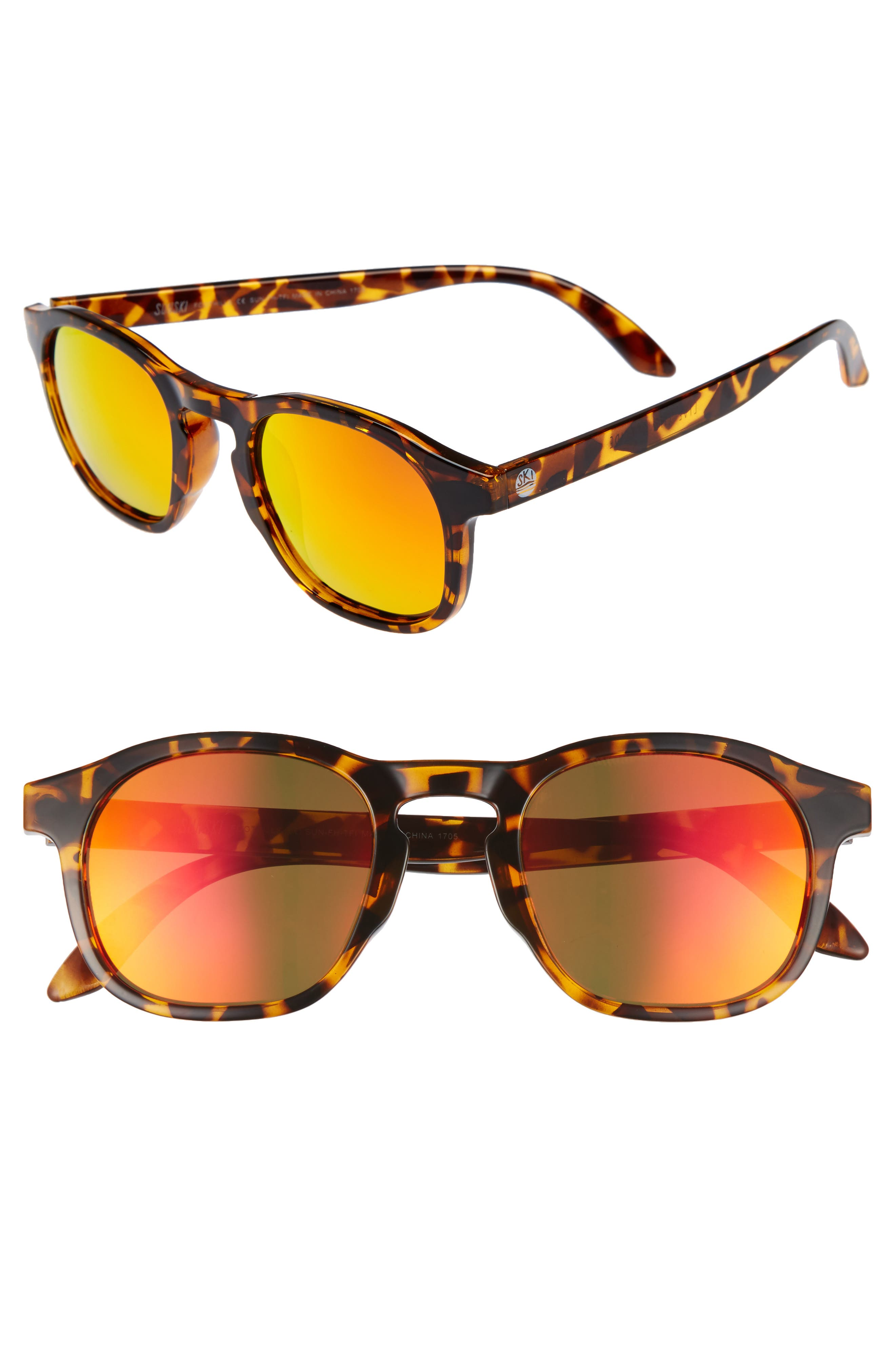Main Image - Sunski Foothills 47mm Polarized Sunglasses