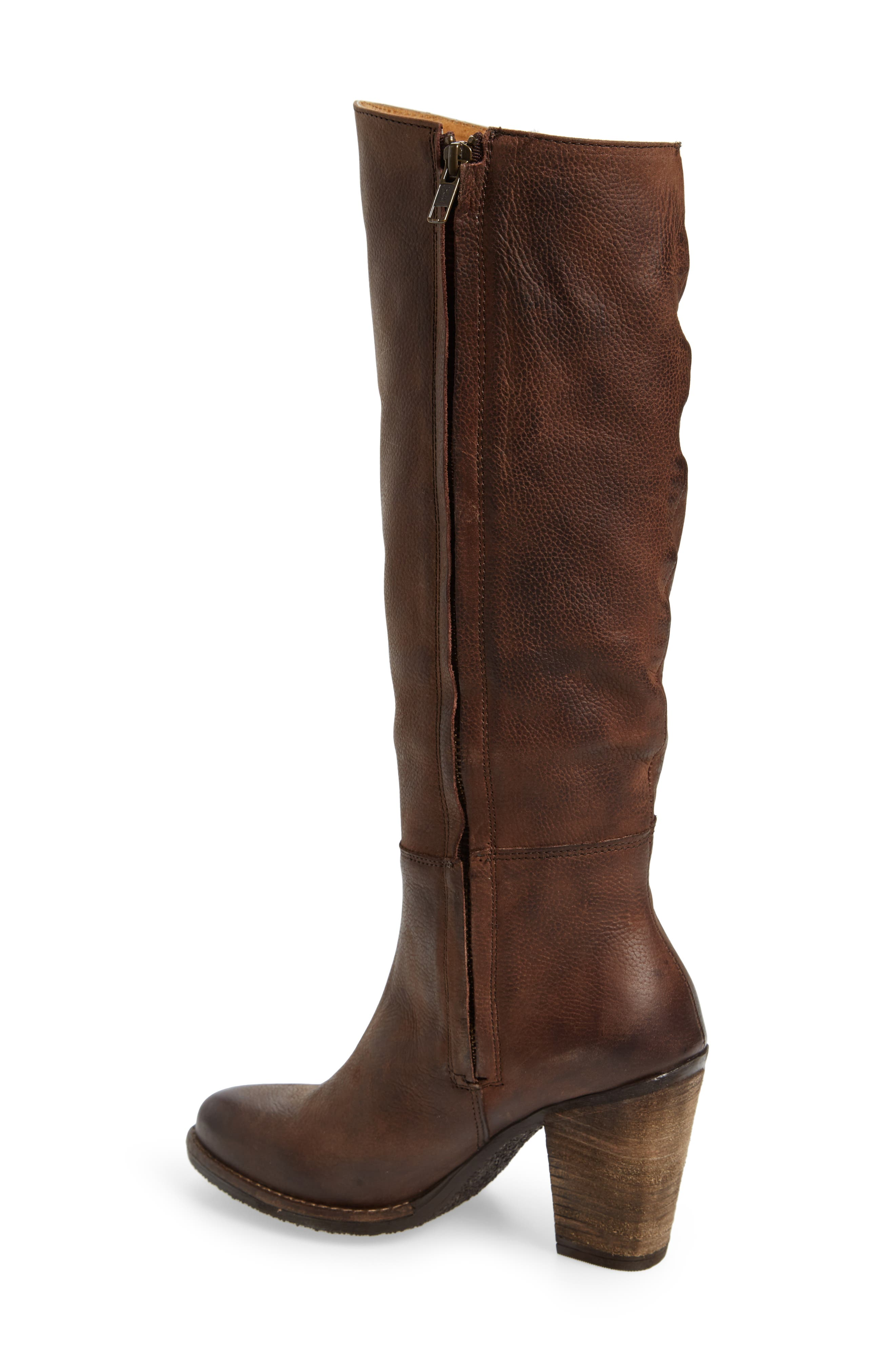 Flacon Boot,                             Alternate thumbnail 2, color,                             Brown Leather