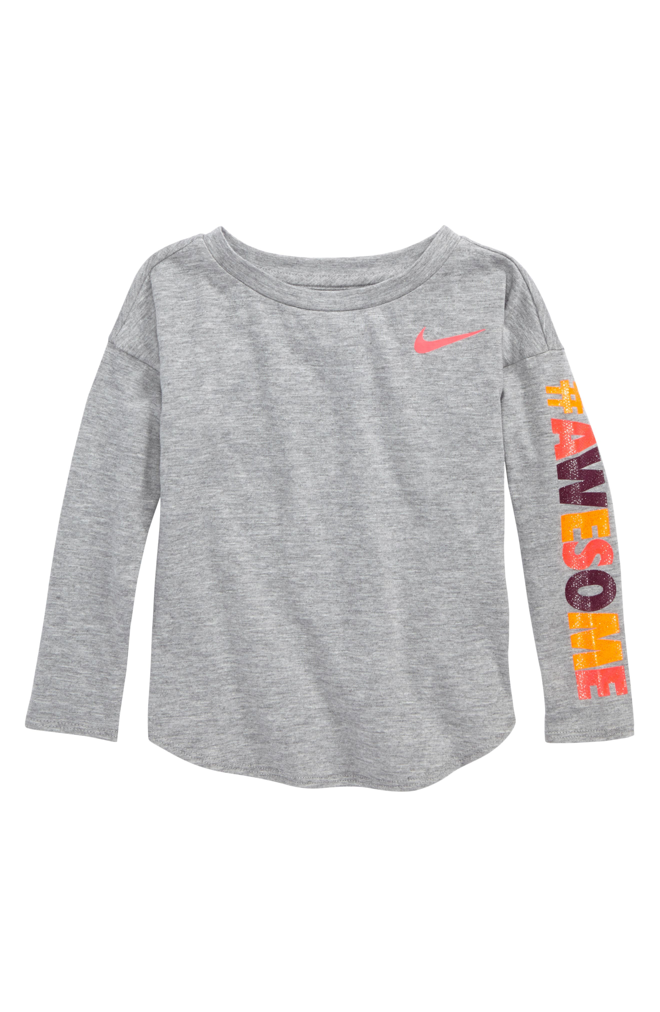 Nike Awesome Modern Tee (Toddler Girls)