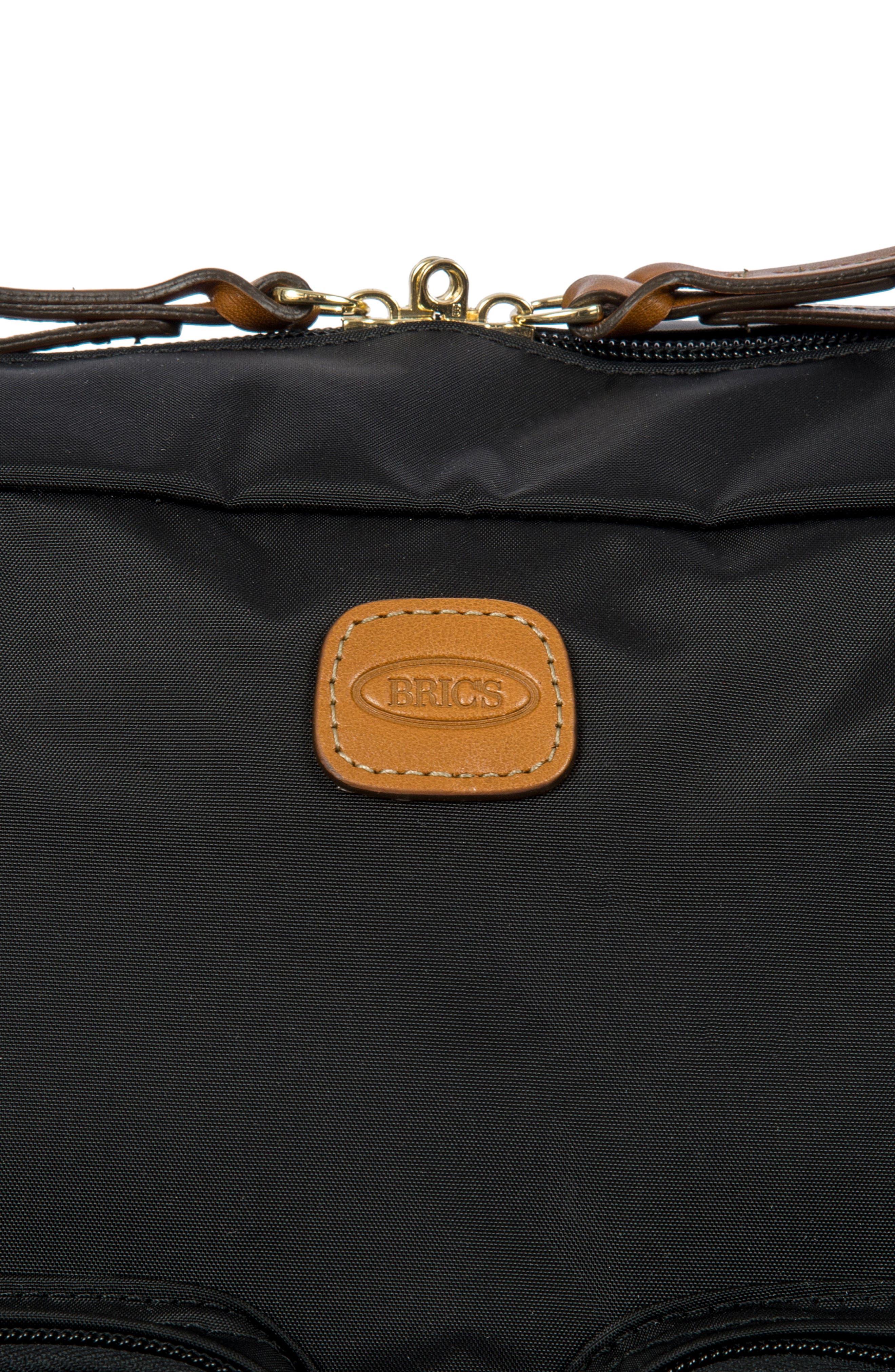 X-Bag Boarding 18-Inch Duffel Bag,                             Alternate thumbnail 5, color,                             Black