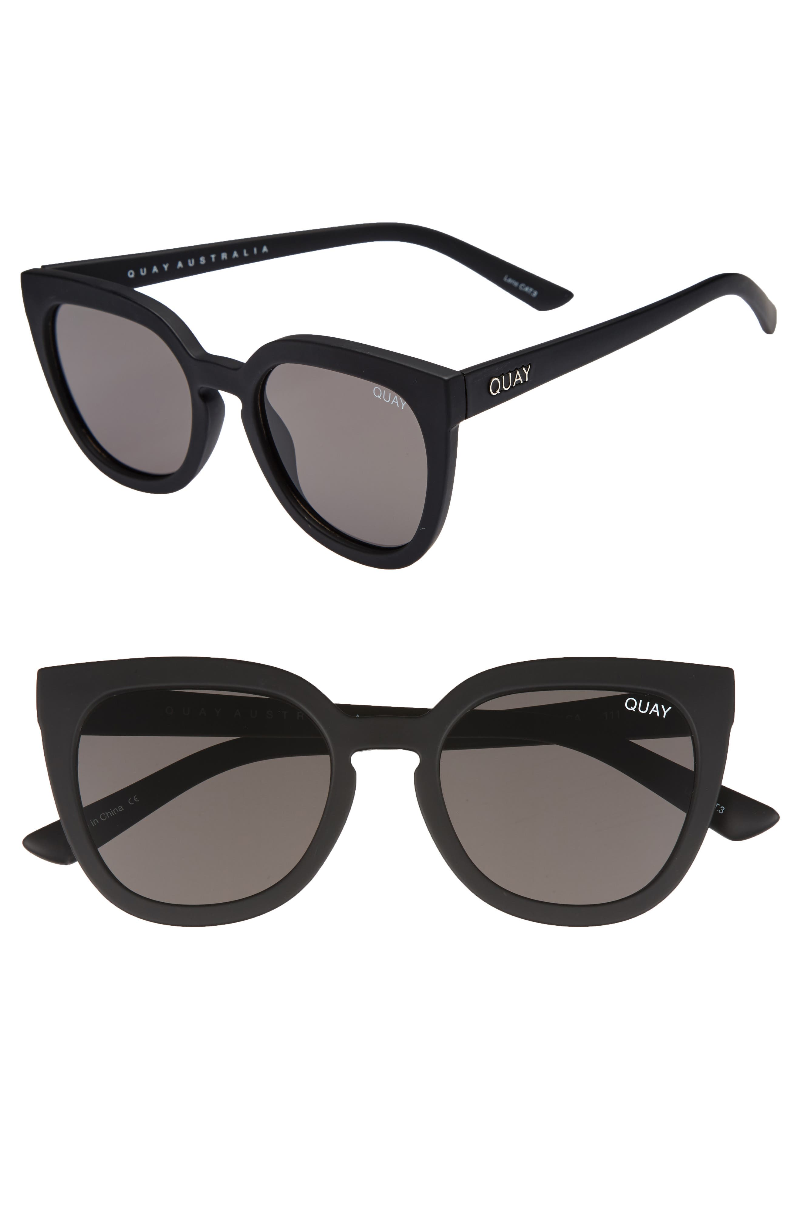 Quay Australia Noosa 50mm Square Sunglasses