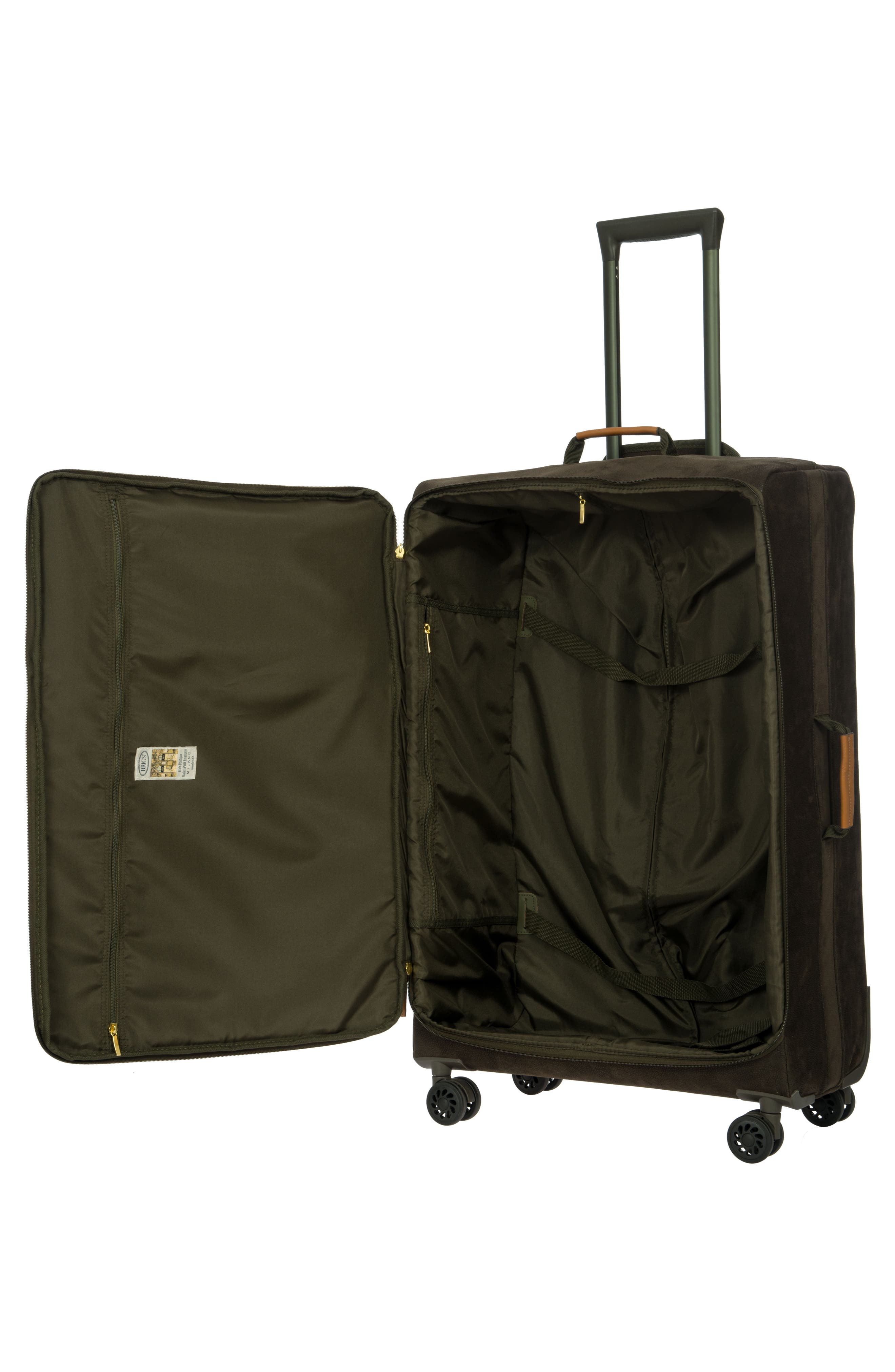 LIFE Collection 30-Inch Wheeled Suitcase,                             Alternate thumbnail 2, color,                             Olive