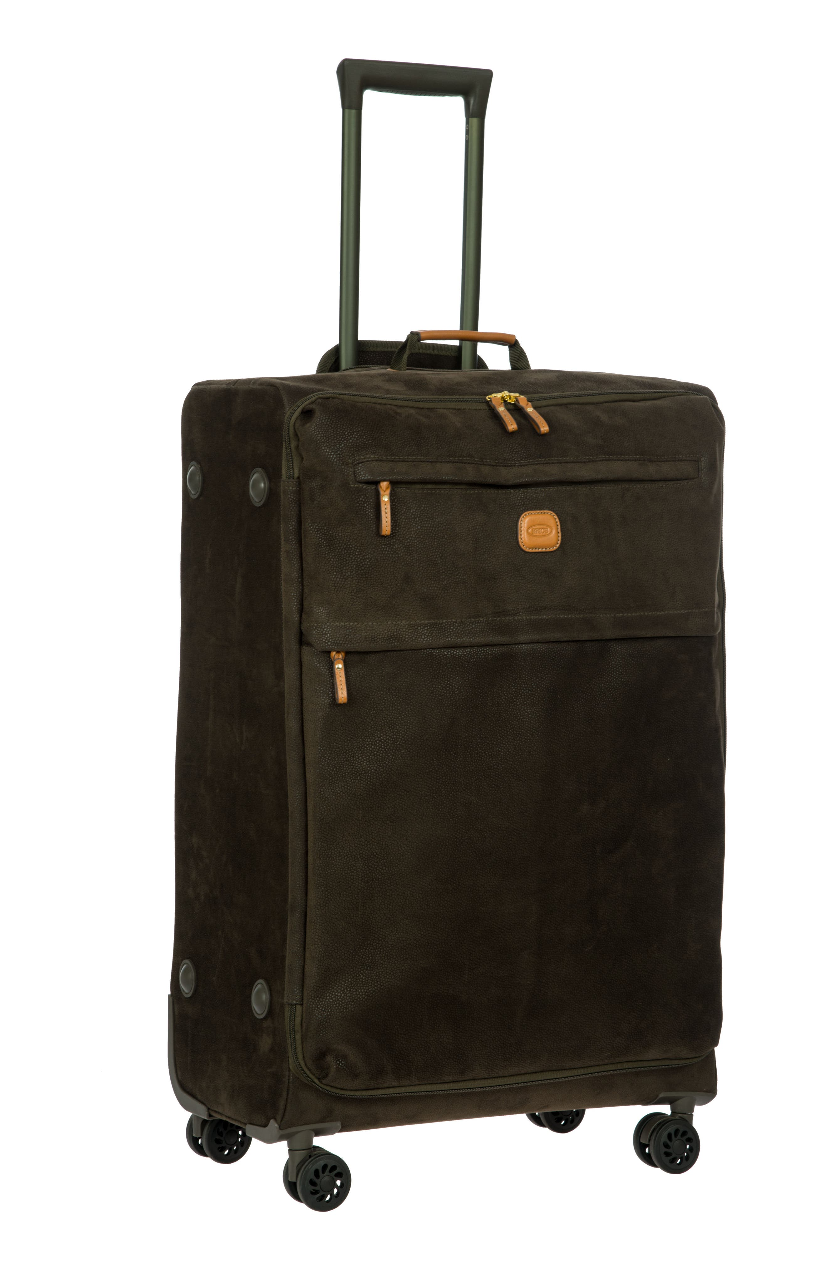 LIFE Collection 30-Inch Wheeled Suitcase,                             Alternate thumbnail 7, color,                             Olive