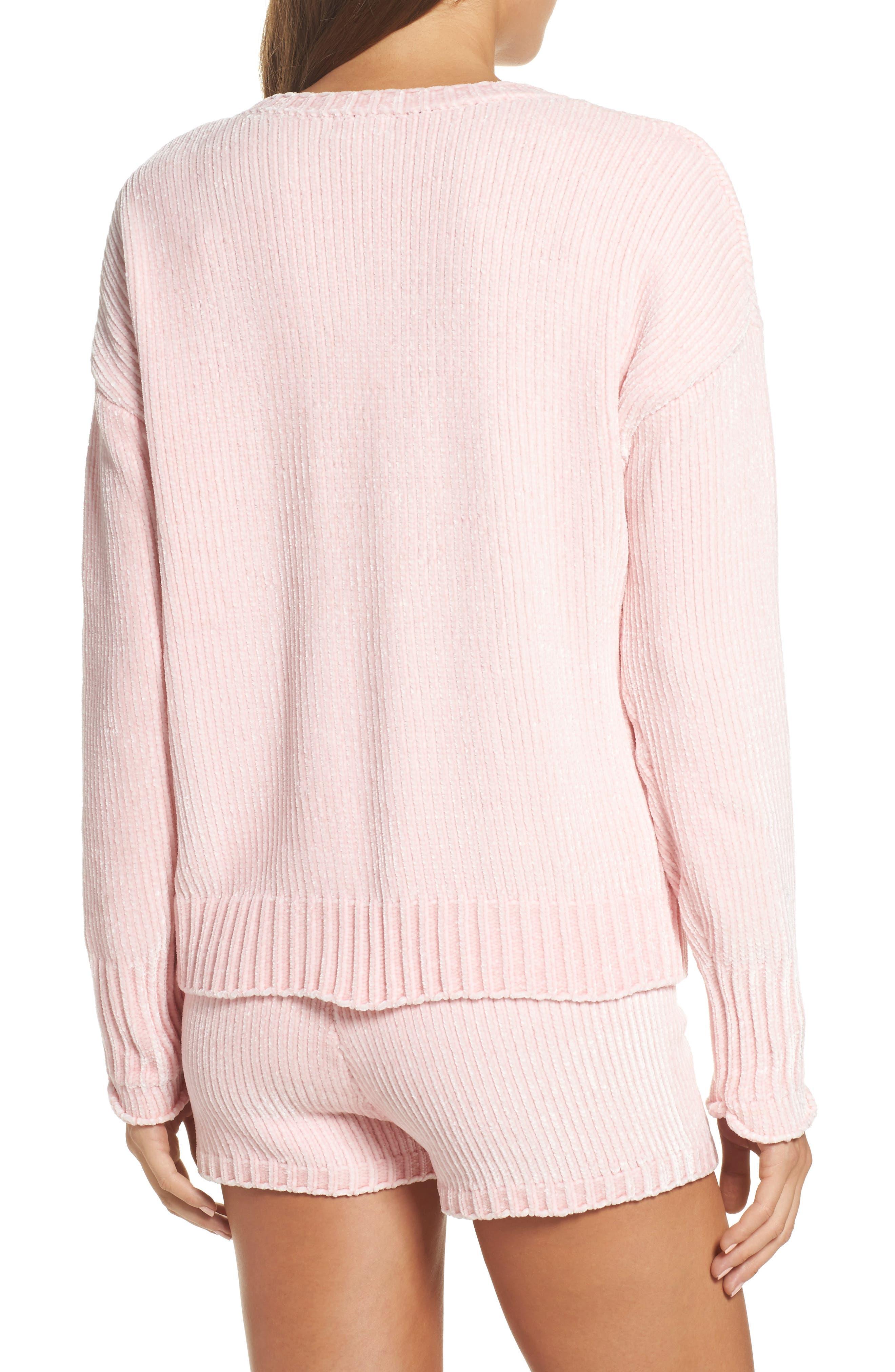 Alternate Image 2  - PJ Salvage Chenille Sweater