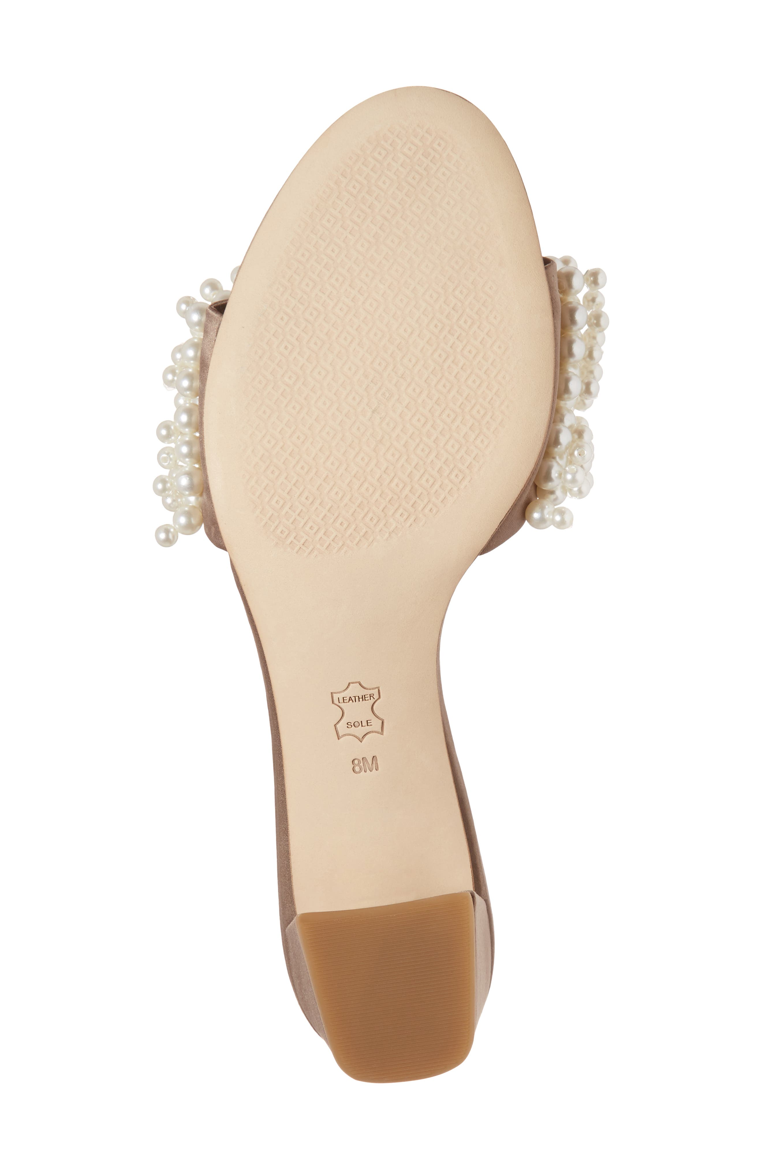 Tatiana Slide Sandal,                             Alternate thumbnail 6, color,                             Dust Storm