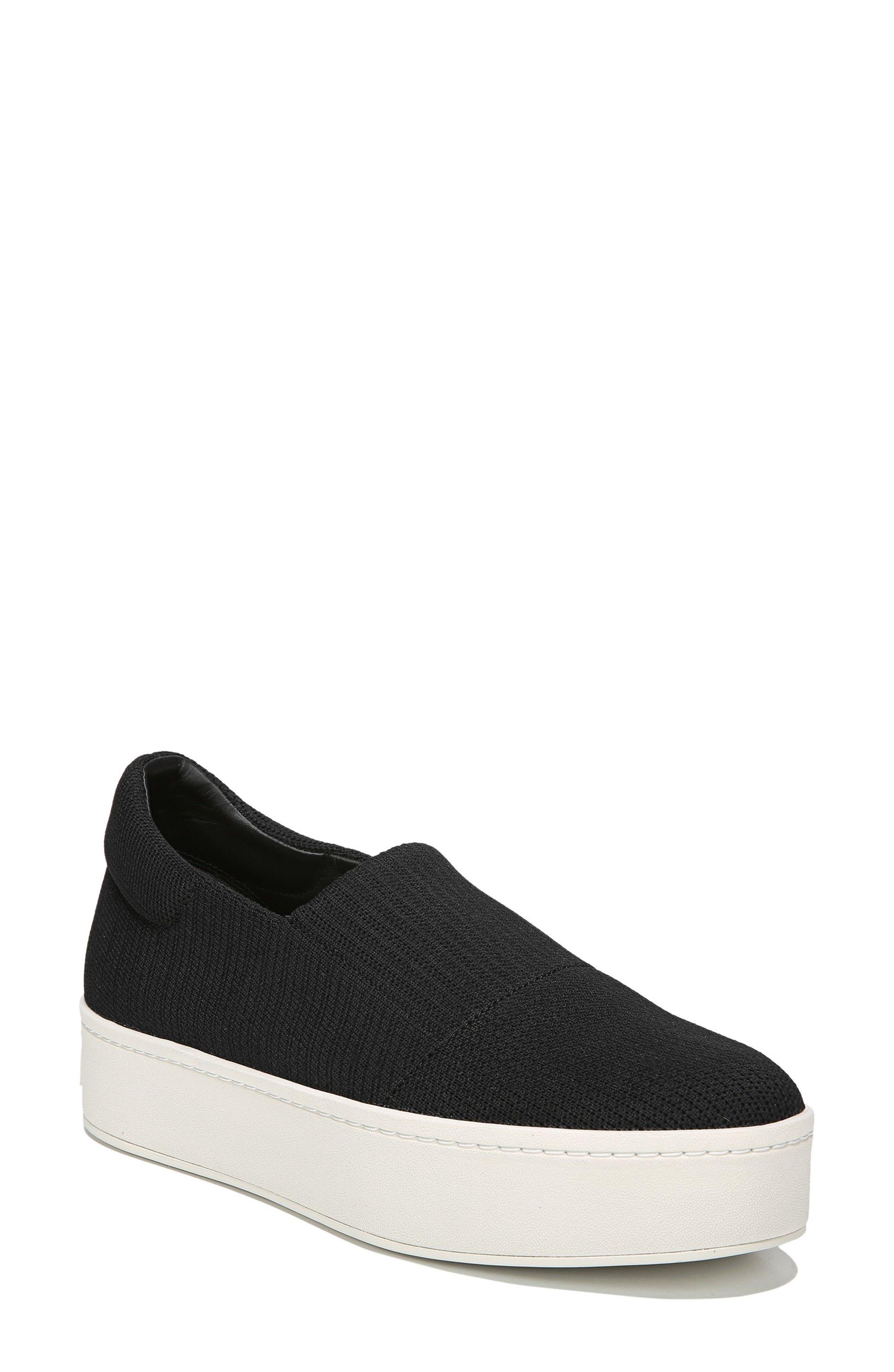Walsh Slip-On Sneaker,                             Main thumbnail 1, color,                             Black
