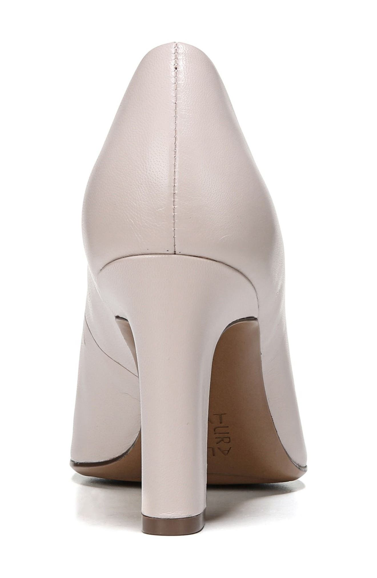 Gloria Pump,                             Alternate thumbnail 6, color,                             Marble Leather