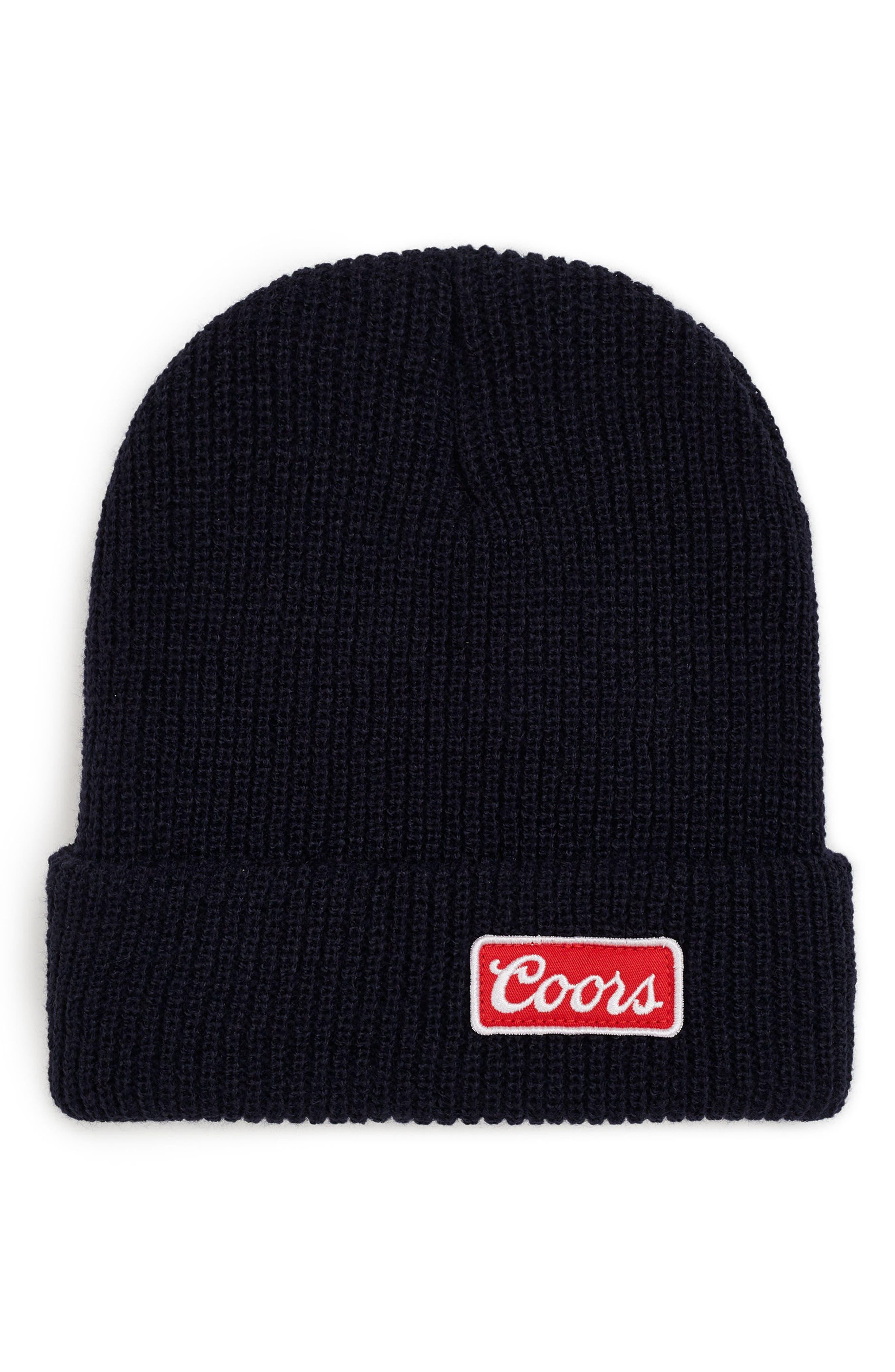 Brixton Coors Rib Knit Cap