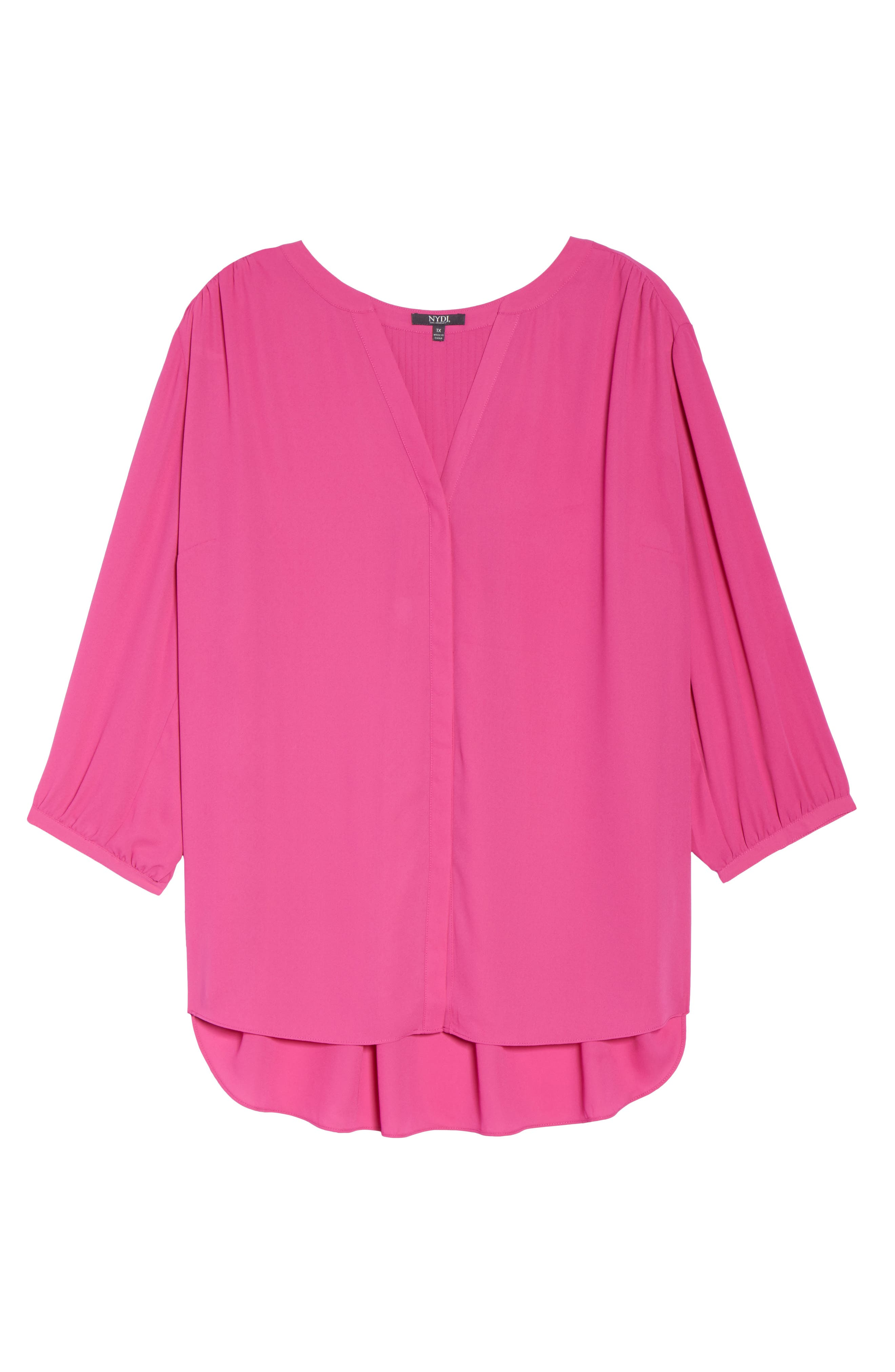 Blouse,                         Main,                         color, Framboise
