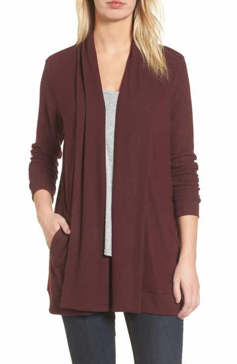Women's Purple Cardigan Sweaters | Nordstrom