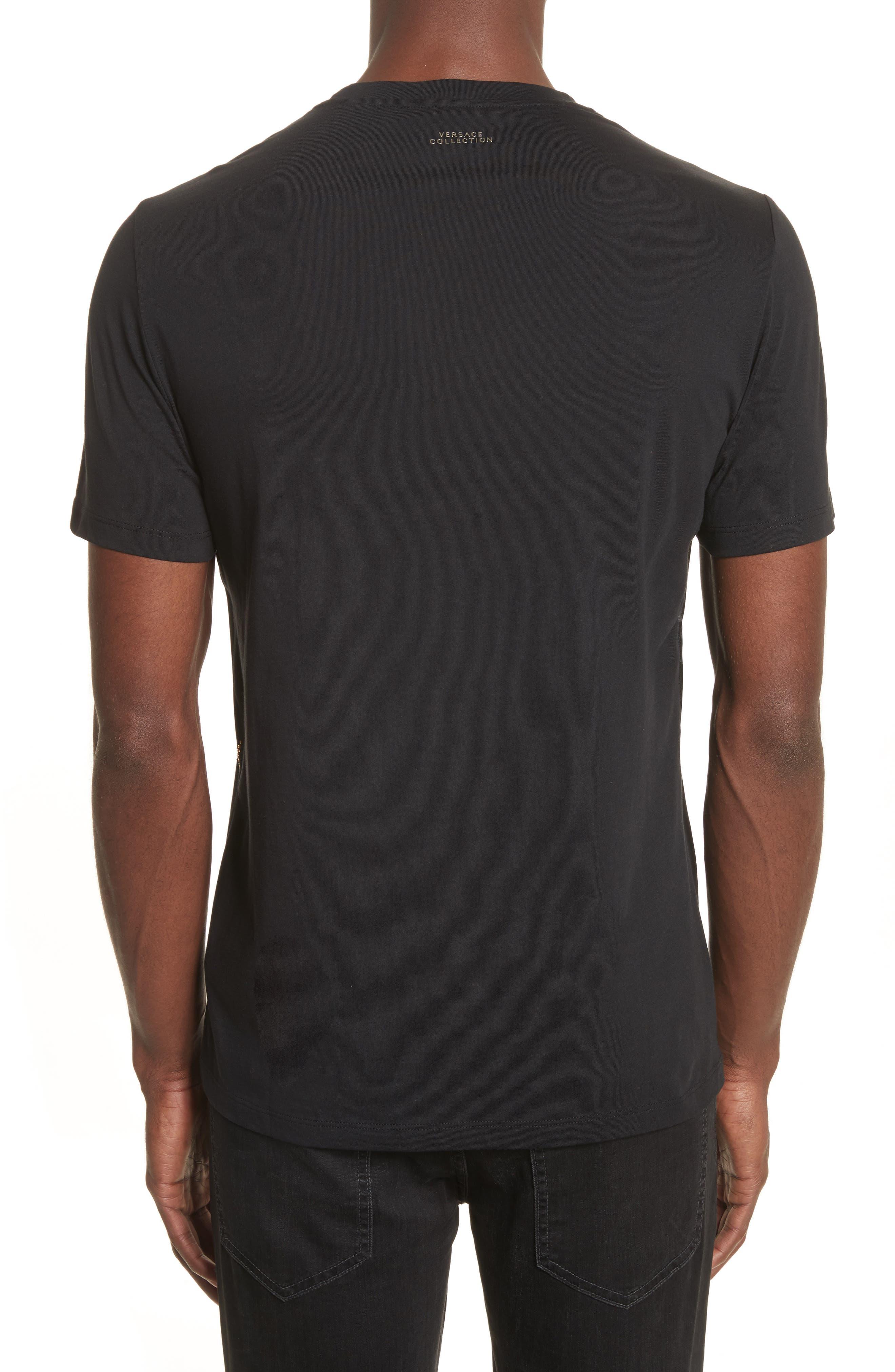 Alternate Image 2  - Versace Collection Armor Print T-Shirt