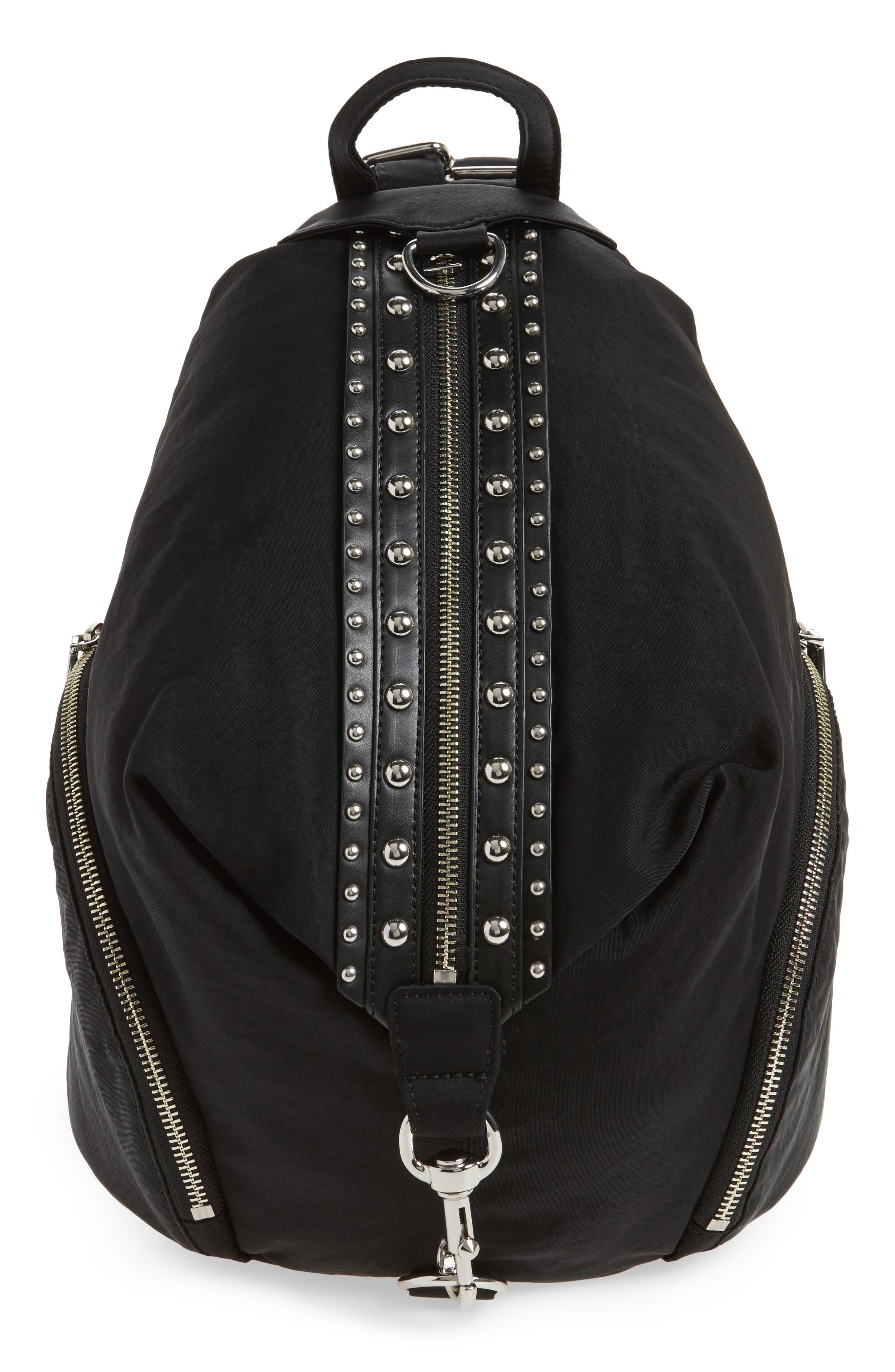 Alternate Image 1 Selected - Rebecca Minkoff Julian Studded Nylon Backpack