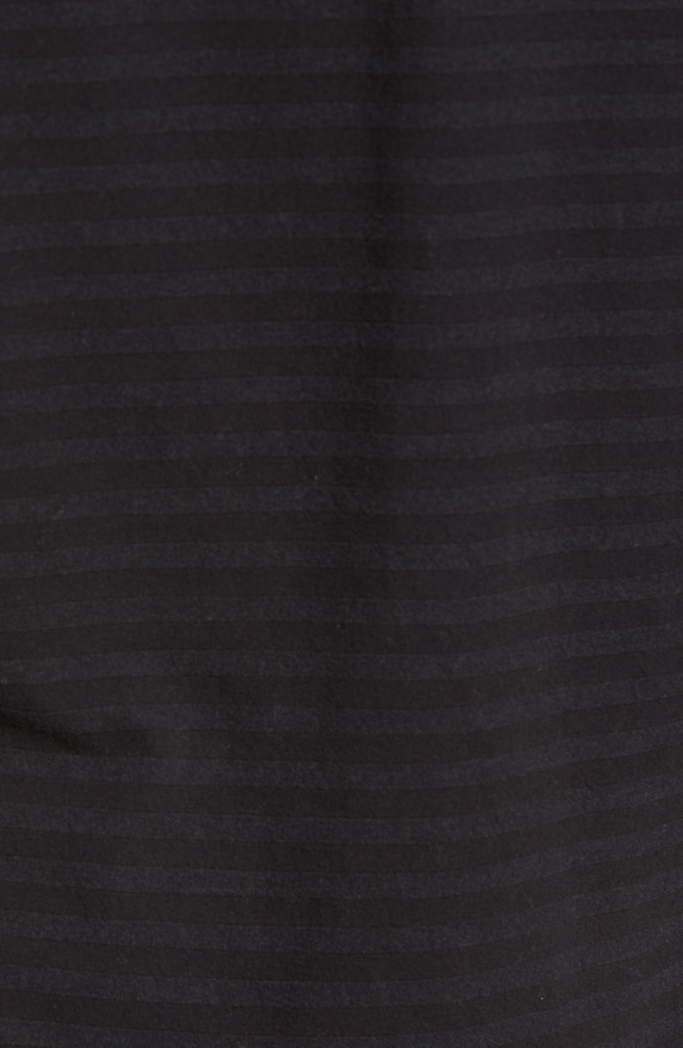 Alternate Image 5  - James Perse Shadow Stripe Raglan Pullover