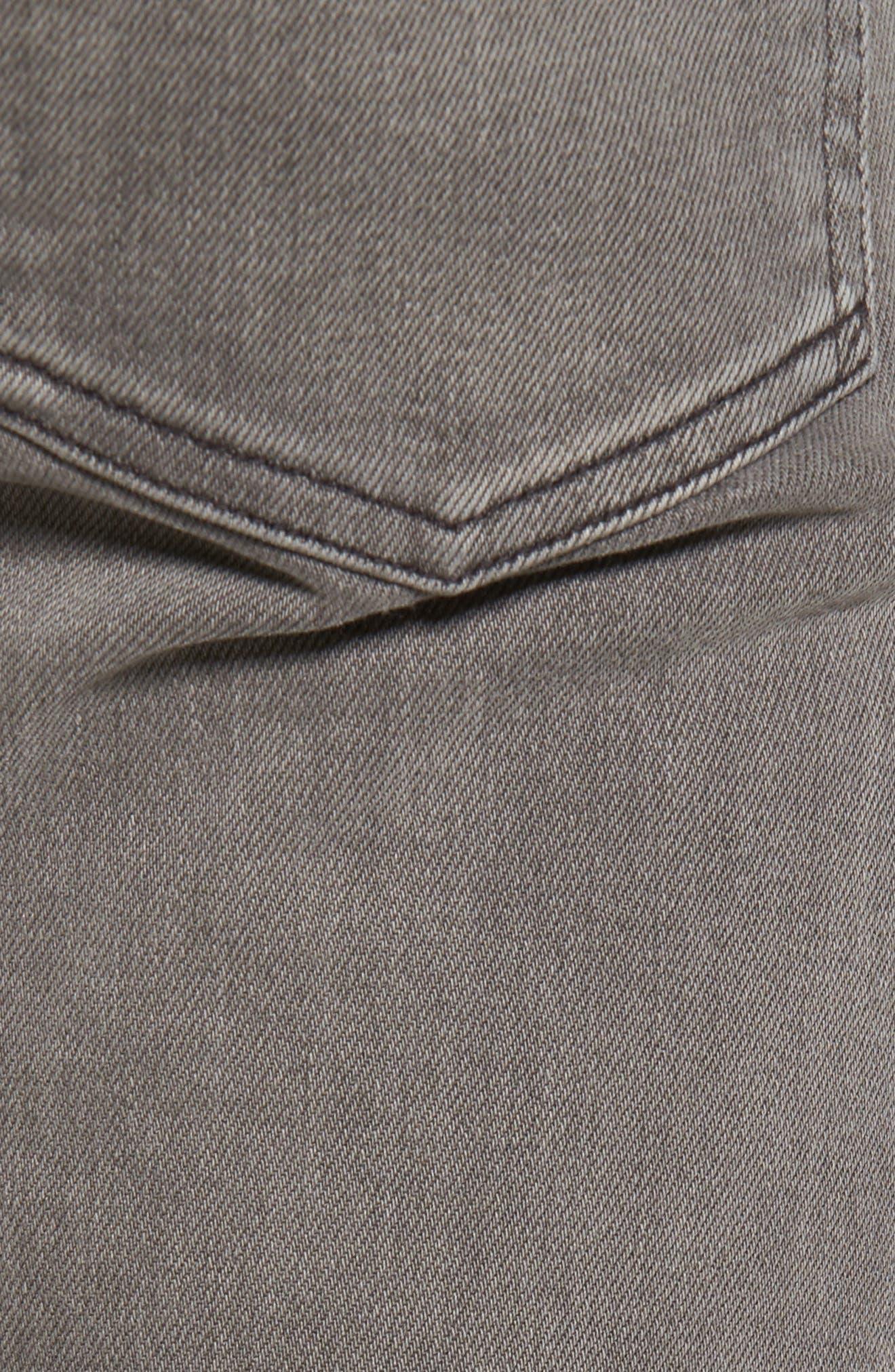 Bowery Slim Fit Jeans,                             Alternate thumbnail 5, color,                             Leon