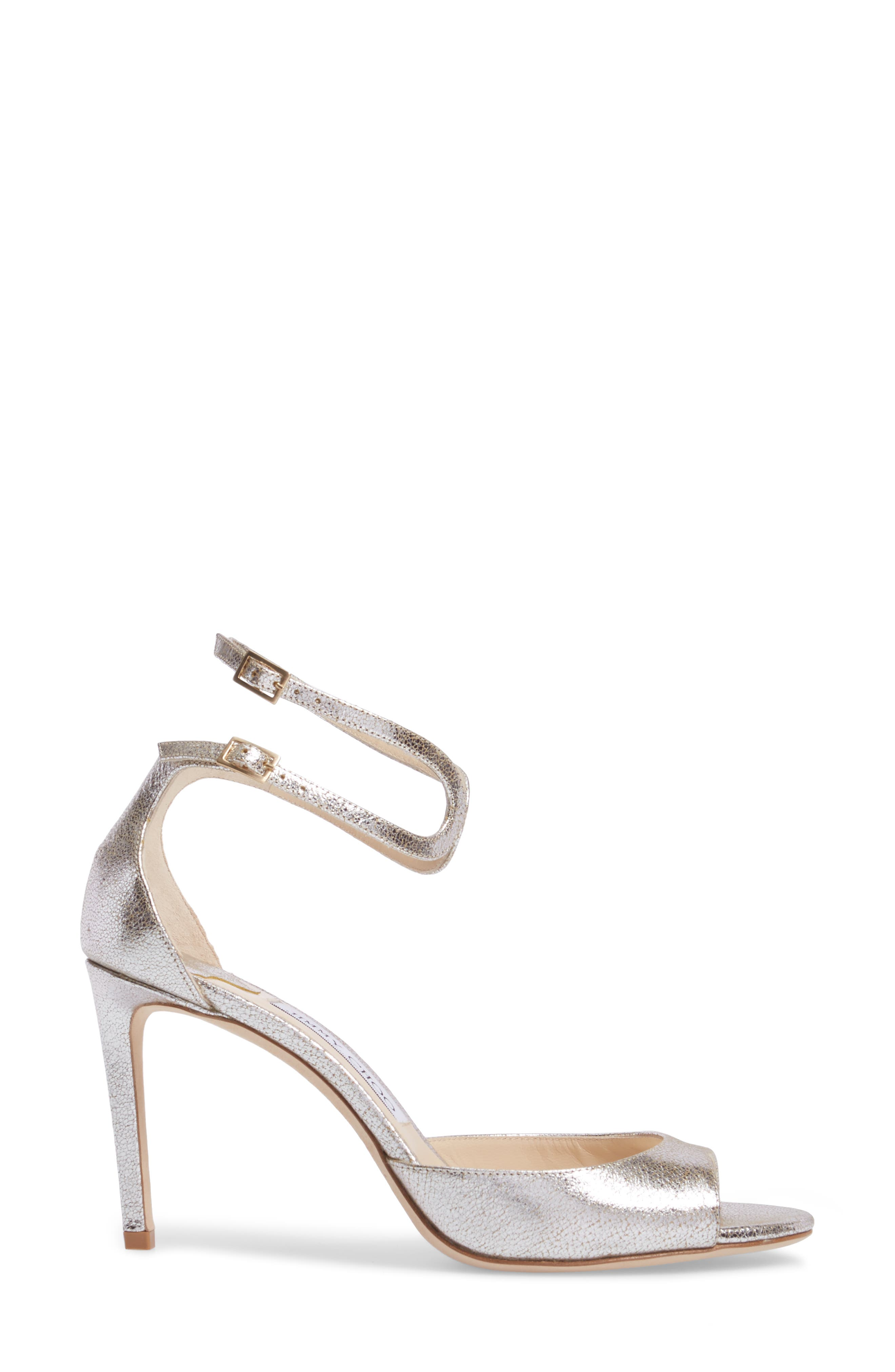 Alternate Image 3  - Jimmy Choo Lane d'Orsay Sandal (Women)