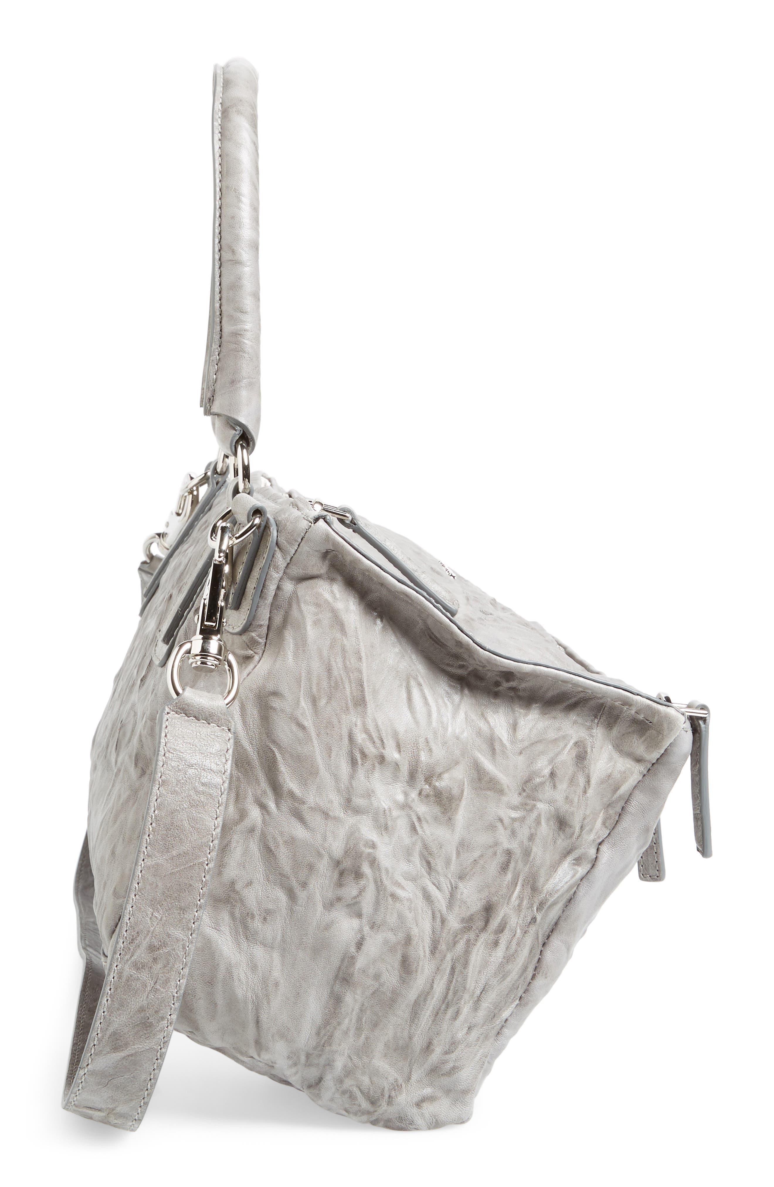 Alternate Image 5  - Givenchy 'Medium Pepe Pandora' Leather Satchel