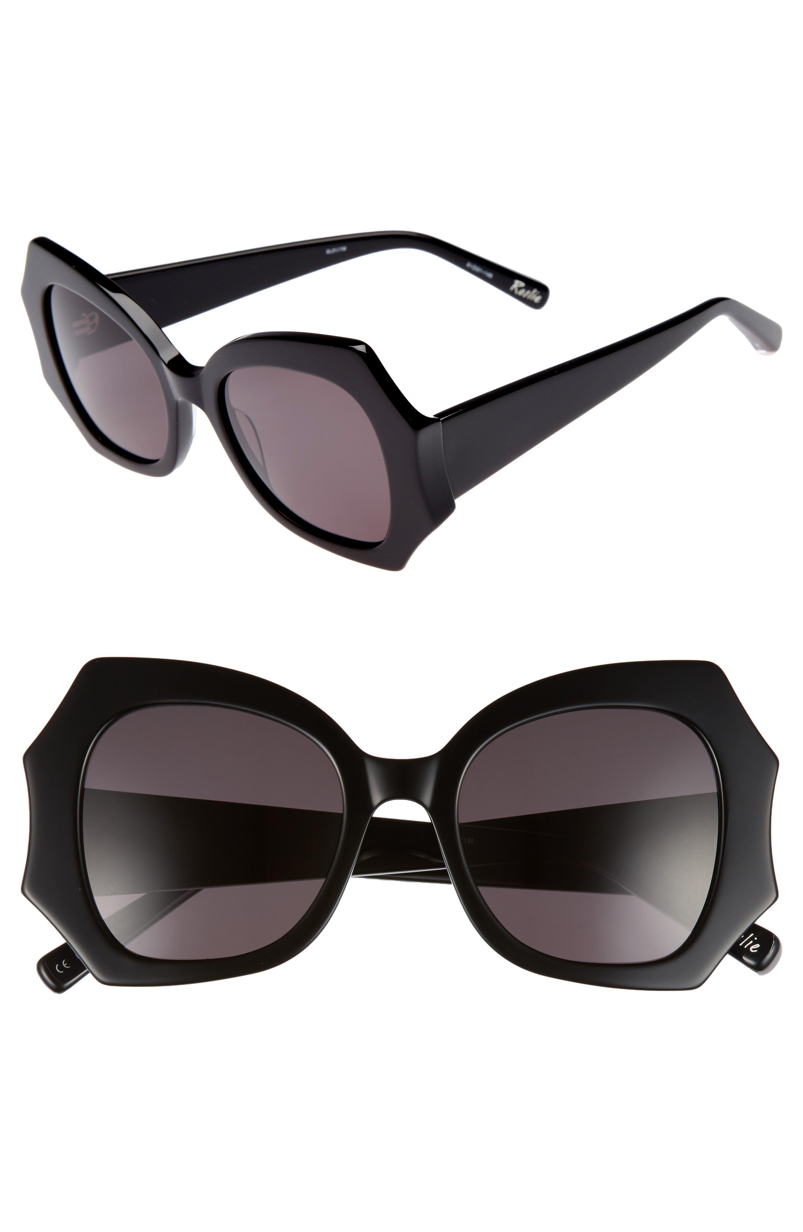 Elizabeth and James Roslie 51mm Butterfly Sunglasses