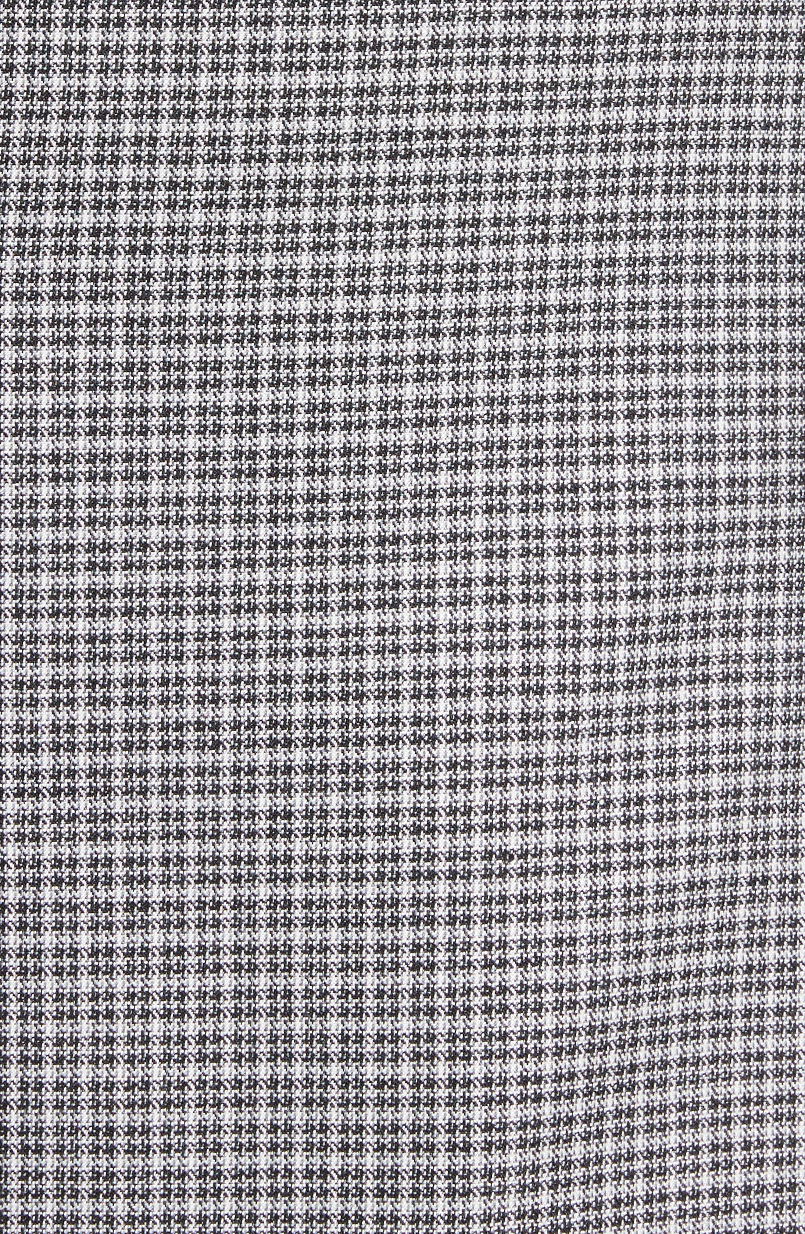 G Line Trim Fit Check Sport Coat,                             Alternate thumbnail 5, color,                             Grey